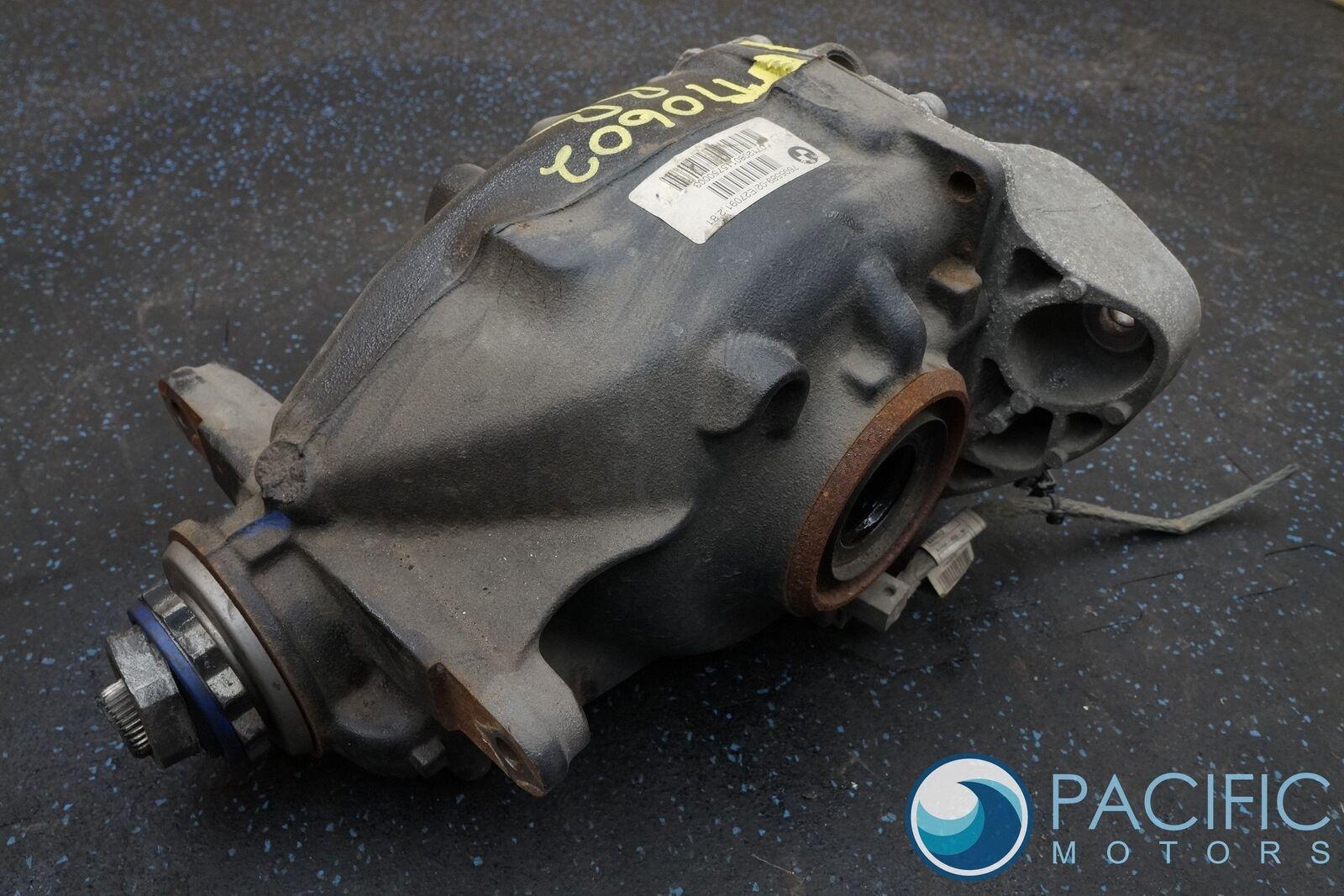 2 81 Ratio Rear Axle Differential 33107605589 Oem Bmw Hybrid 3 240