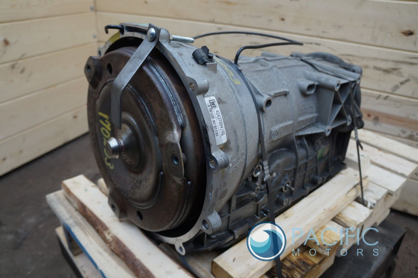 6-speed automatic 626hp transmission assembly 8g4370041ad aston
