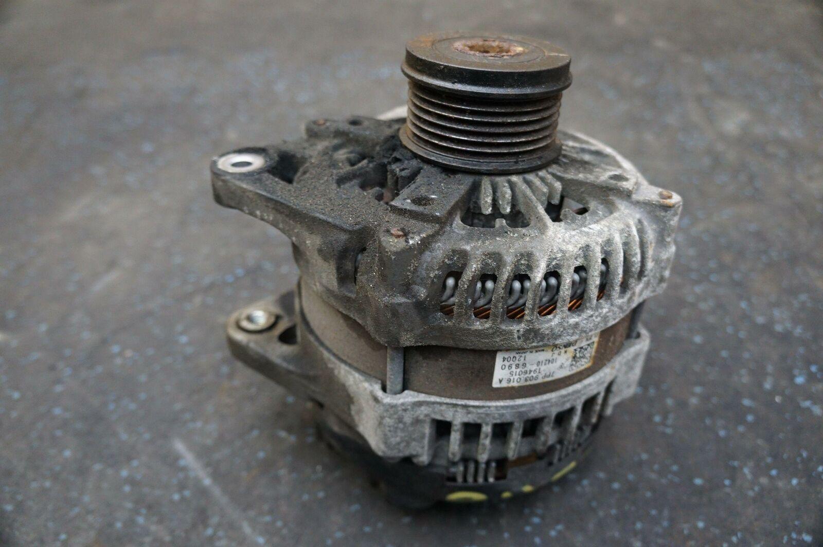 Alternator Generator 7PP903016A 06H903018E OEM Porsche Macan 95B 2015-18