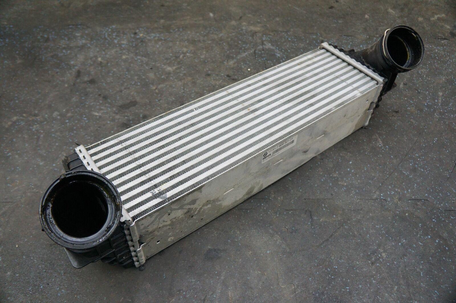 Charge Air Intercooler Radiator 17517809321 OEM BMW X5 X6 E70 E71 F15 F16  08-18