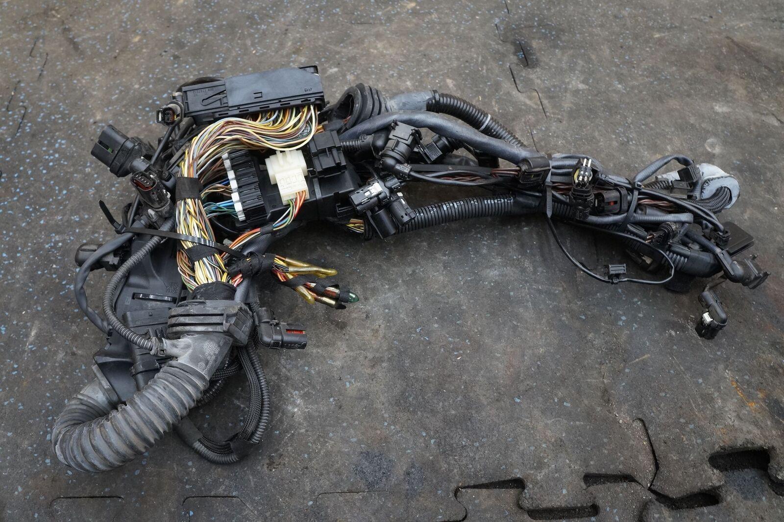 Engine Wire Wiring Harness 3 0L Turbo Diesel 12518514861 BMW 535d F10  2014-16