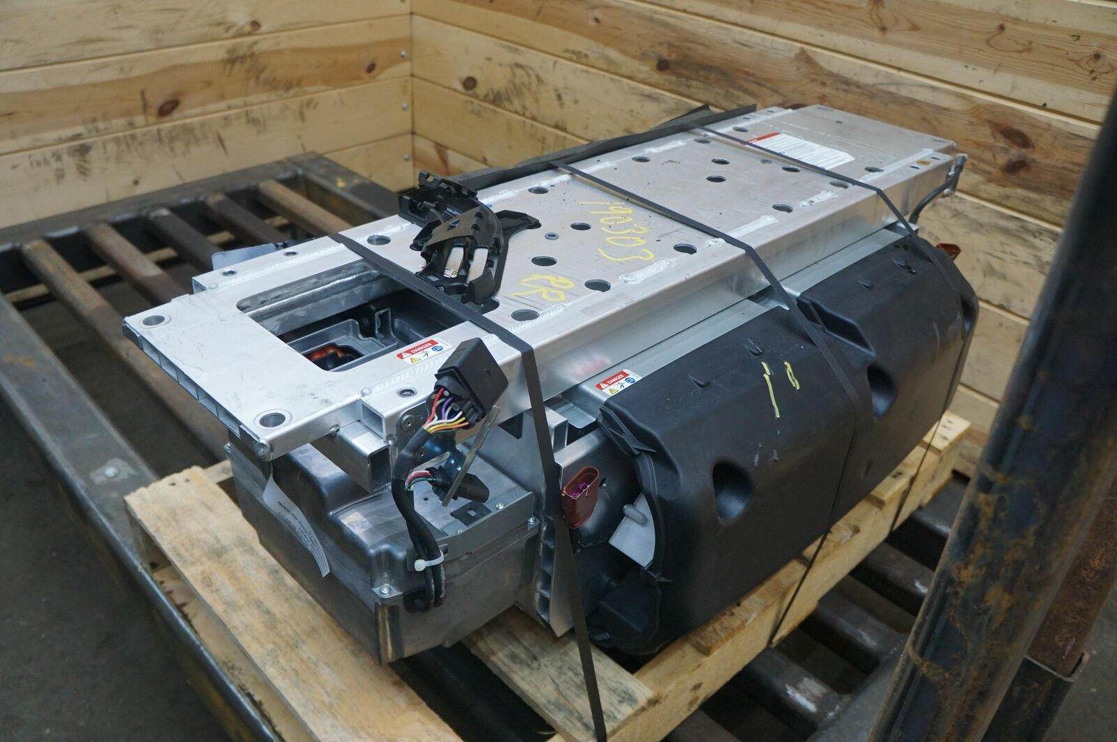 High Voltage Hybrid Battery 970611035x Porsche