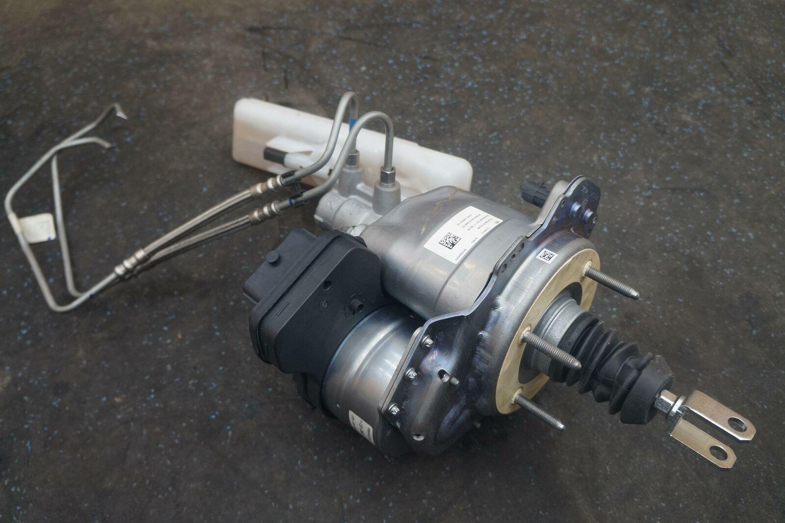 Power Brake Booster Master Cylinder iBooster 1044671-00-D ...