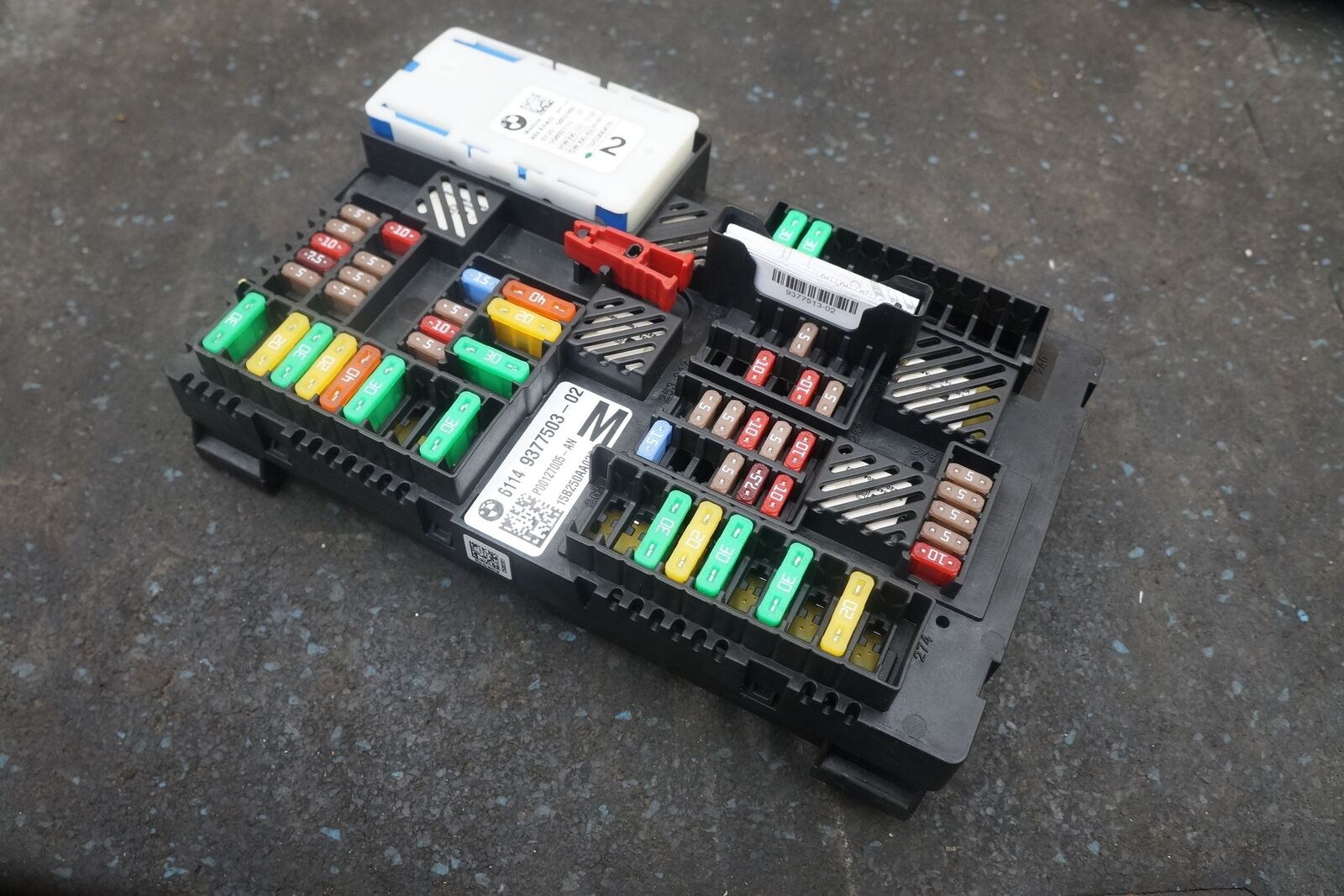 Surprising Rear Power Distribution Fuse Box Block 61149377503 Bmw 750I 740I G11 Wiring Database Numdin4X4Andersnl