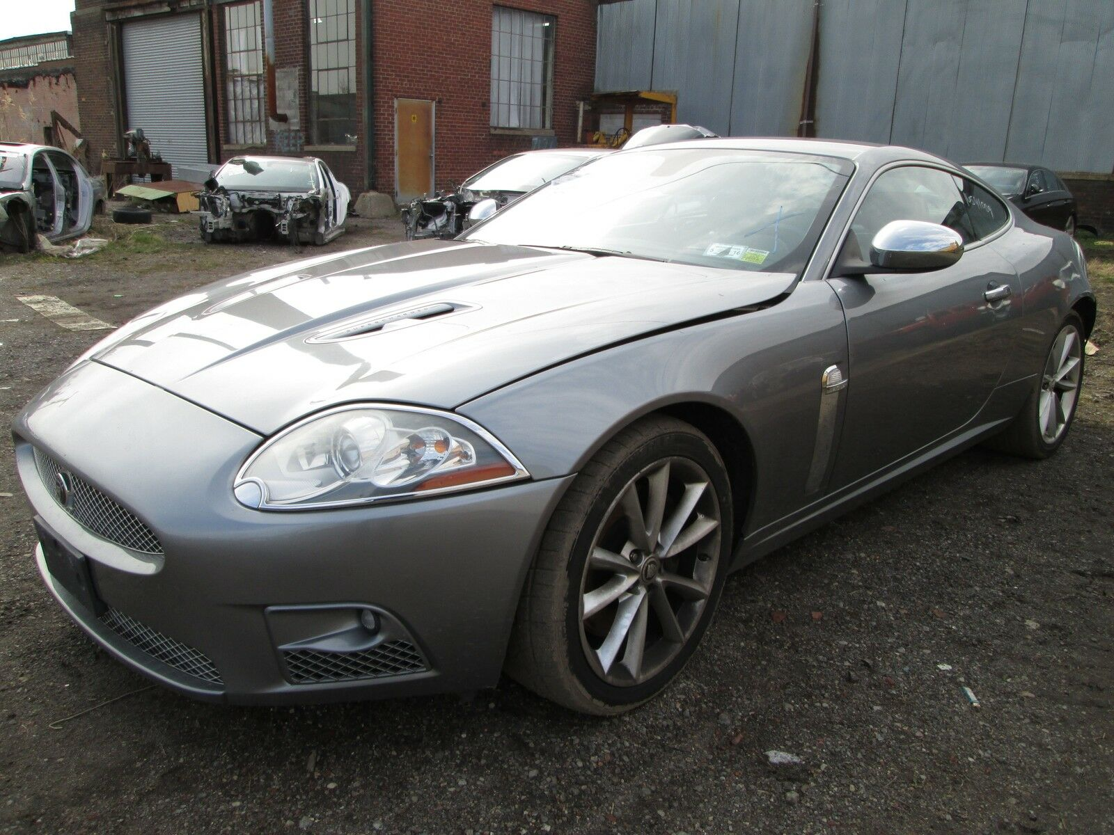 Jaguar Aluminum Tool List