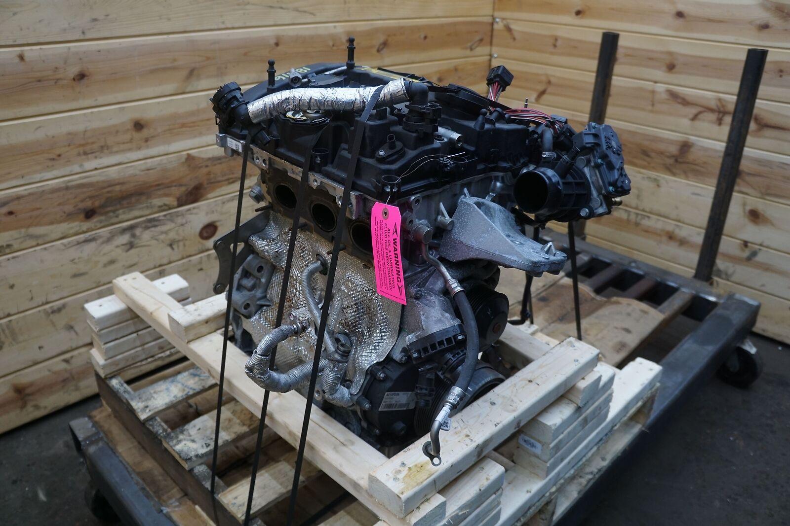 1 5l I 3 Twinpower Turbo B38t Longblock Engine Bmw I8 2014 17
