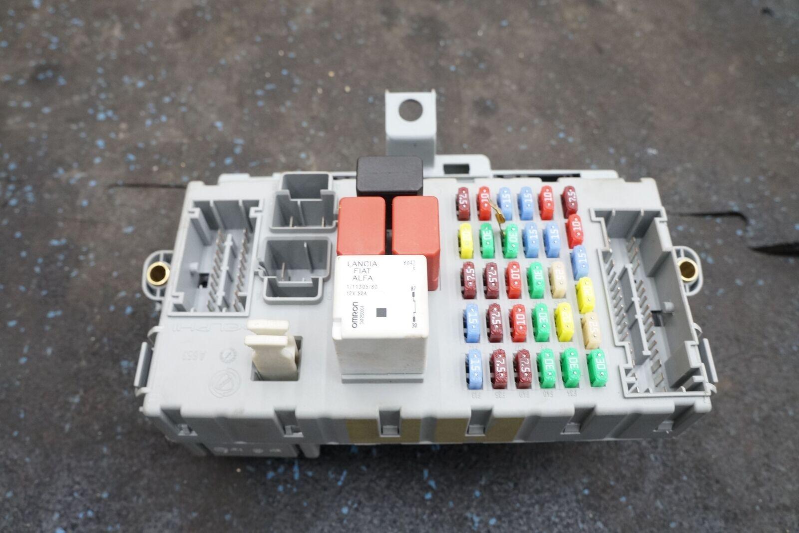 Ferrari Fuse Box - Wiring Diagrams