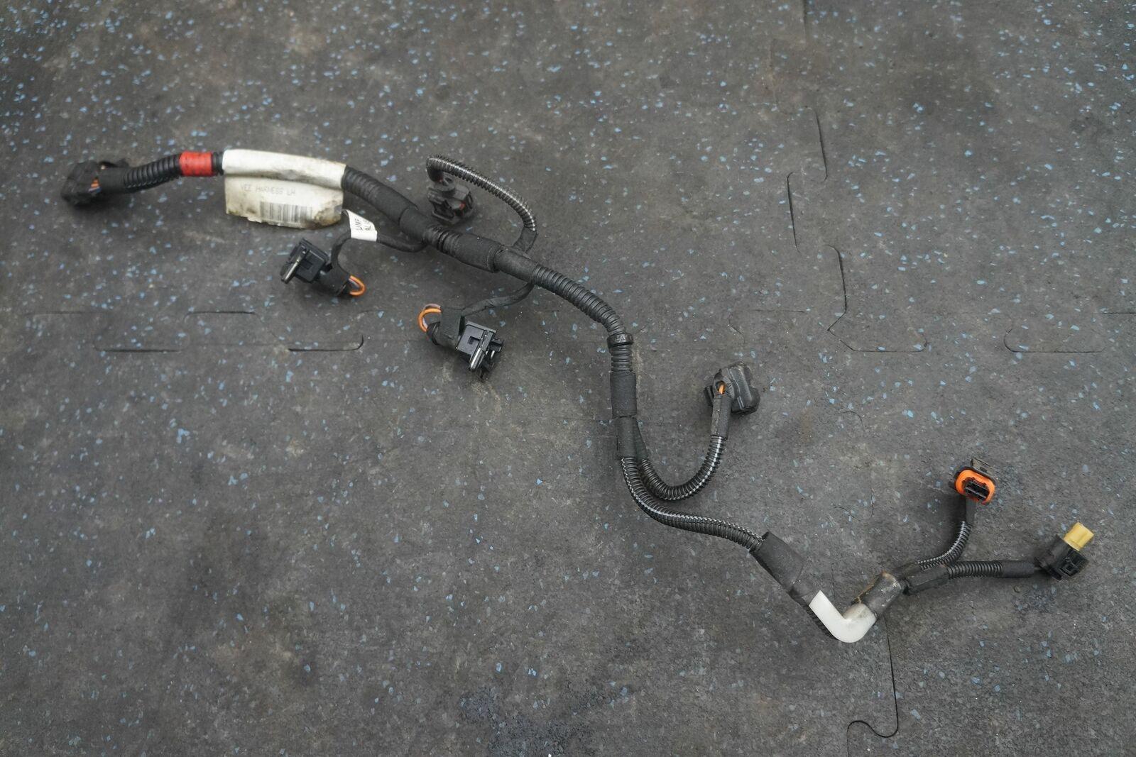 left vee wire wiring harness cable 00077584 oem mclaren