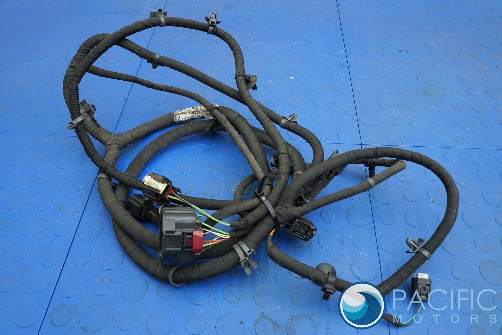 Rear Axle Wiring Wire Harness Manual 6G33-7E443-AD Aston Martin V8 Vantage  2007 – Pacific Motors