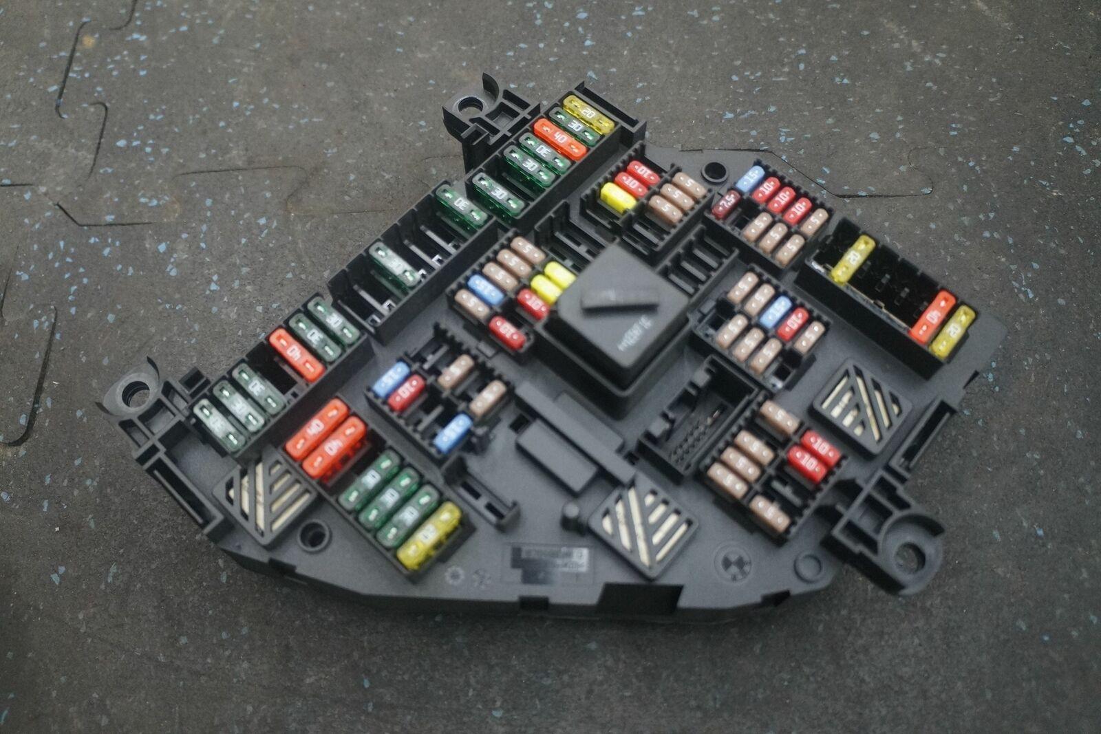 Bmw 535i Fuse Box