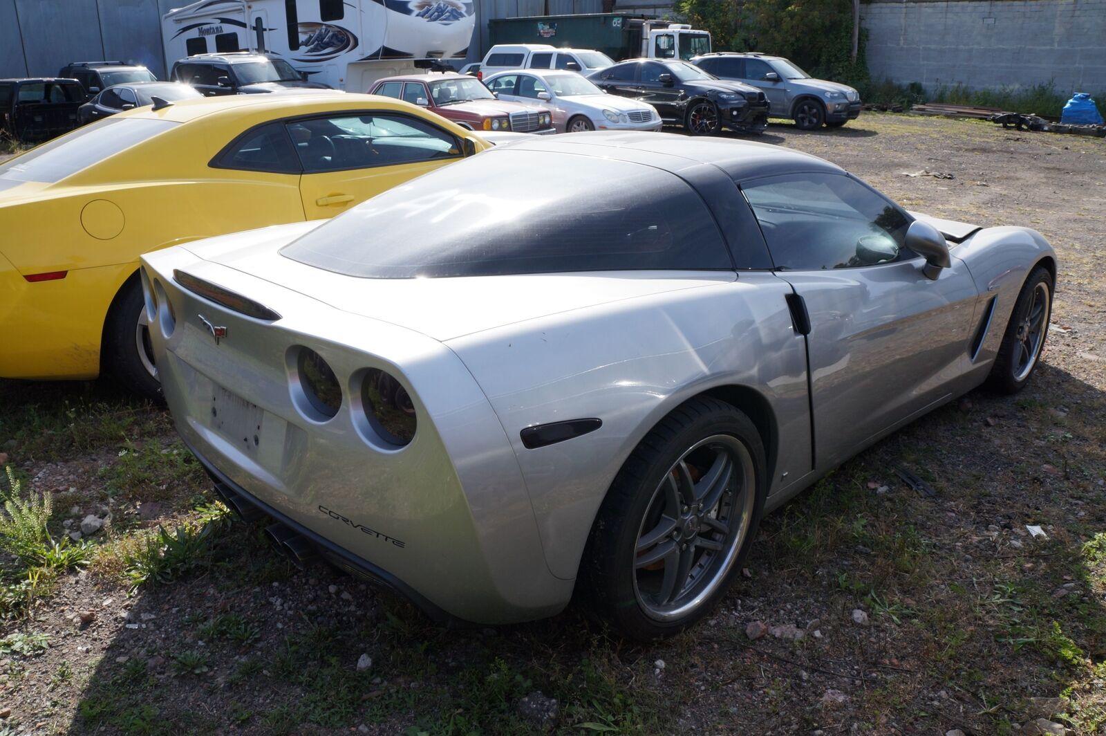 Rear Subframe Cradle Crossmember 15864493 Chevy Corvette C6 Cadillac XLR  2004-08