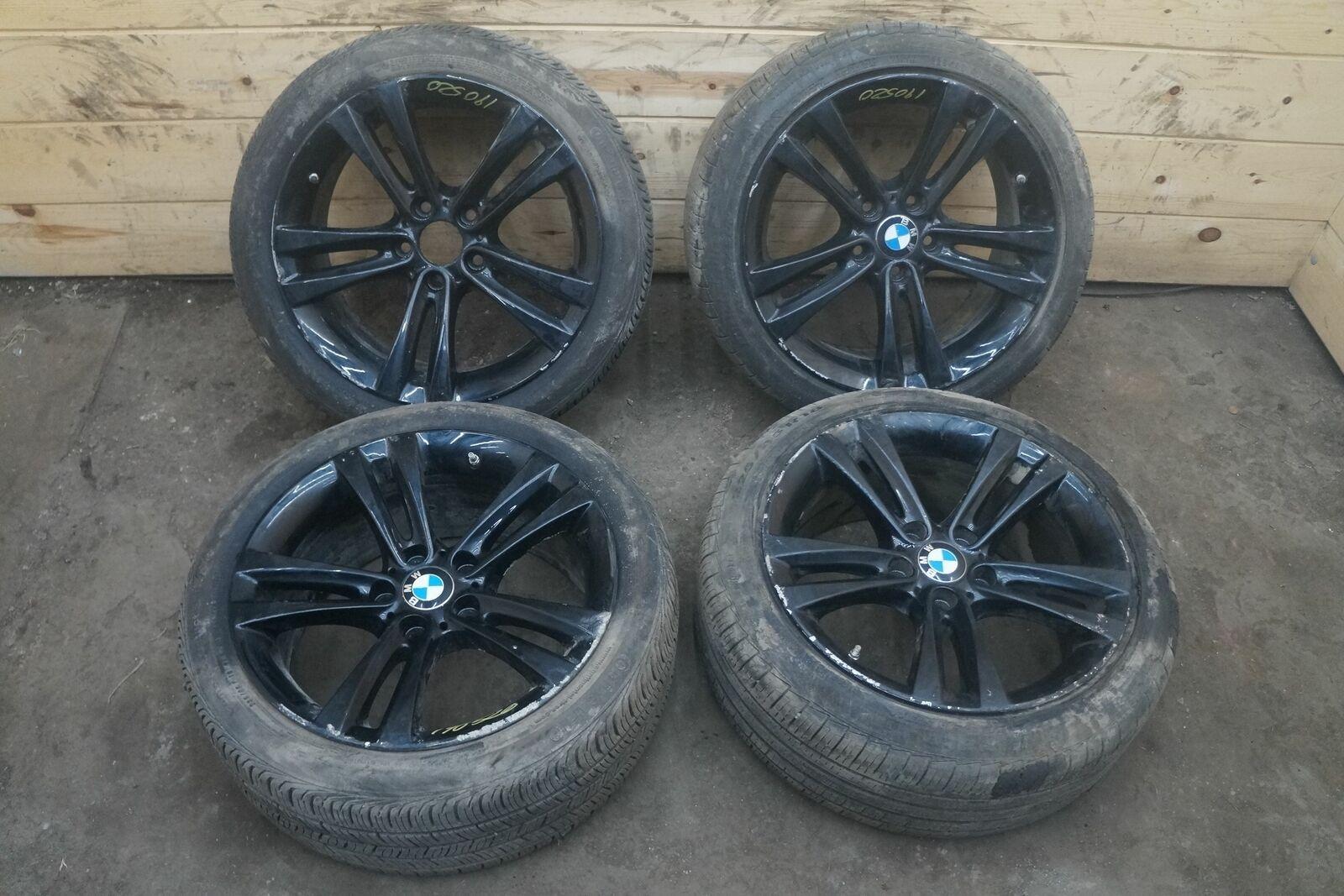 18 Inch Tires >> Set 18 Inch 397 Wheel Rim Tire 36116796247 Oem Bmw 335i F30 2012 18 F32 Note