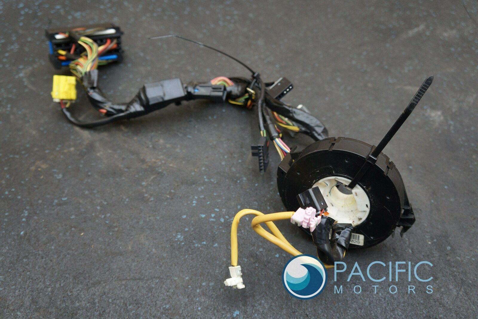 steering column clockspring & harness 26107238 26114299 oem chevy ssr 2003-06  – pacific motors  pacific motors
