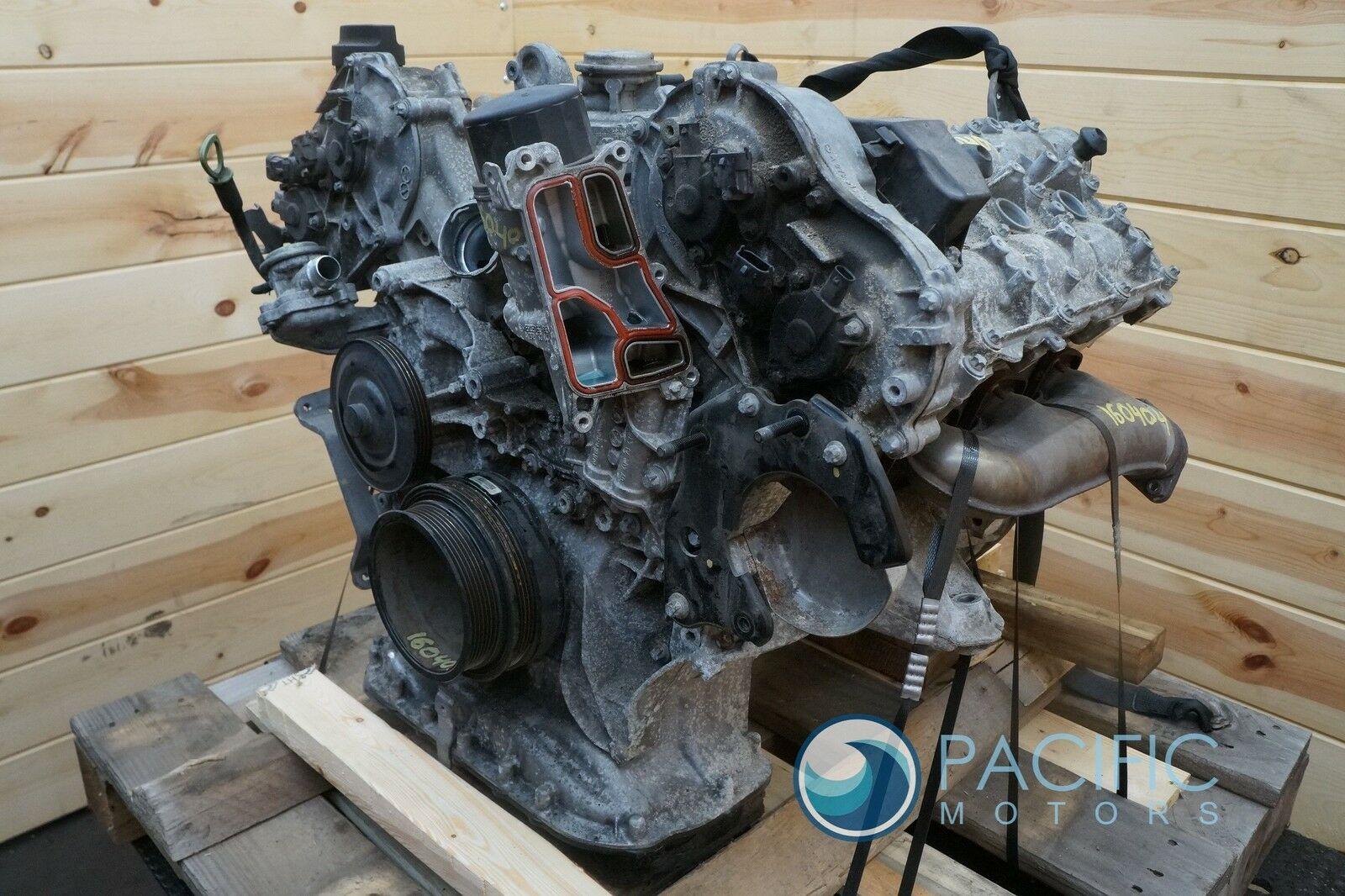 3 5l V6 M272 Engine Longblock Assembly 272 974 Mercedes S400 Hybrid W221  2010