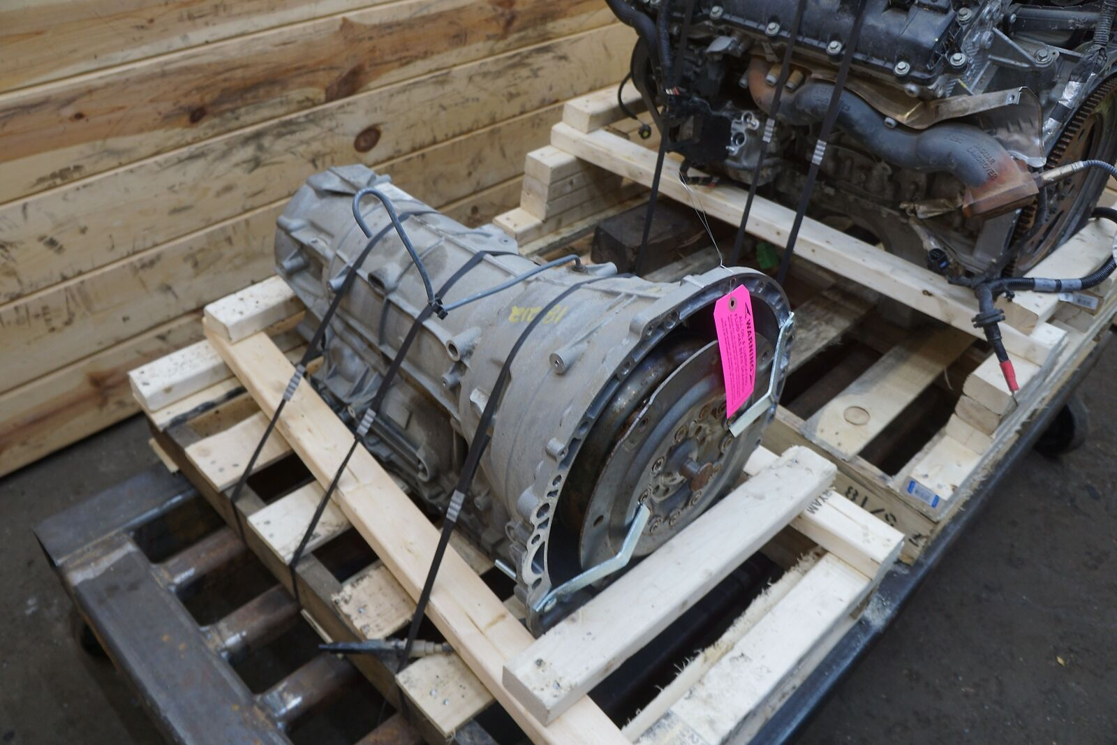 8-Speed Automatic Transmission 8HP70 LR044777 Land Range Rover Sport