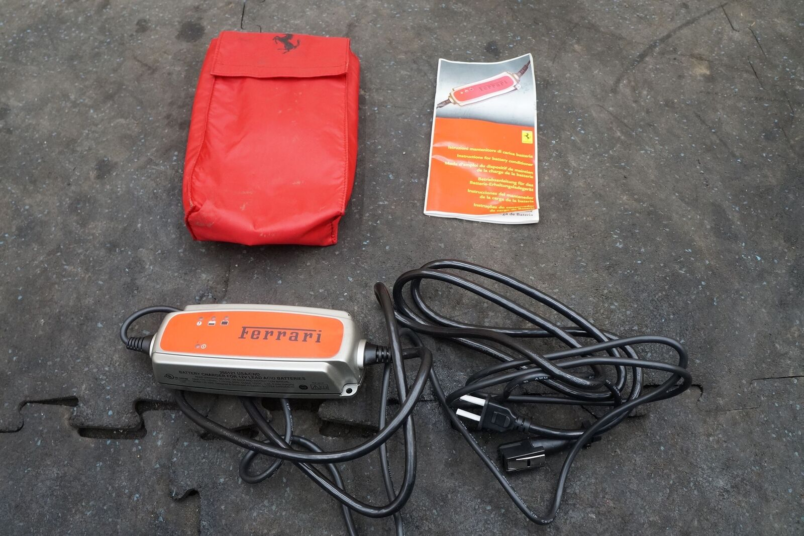 Battery Charger Conditioner Tender 260121 70002821 OEM ...