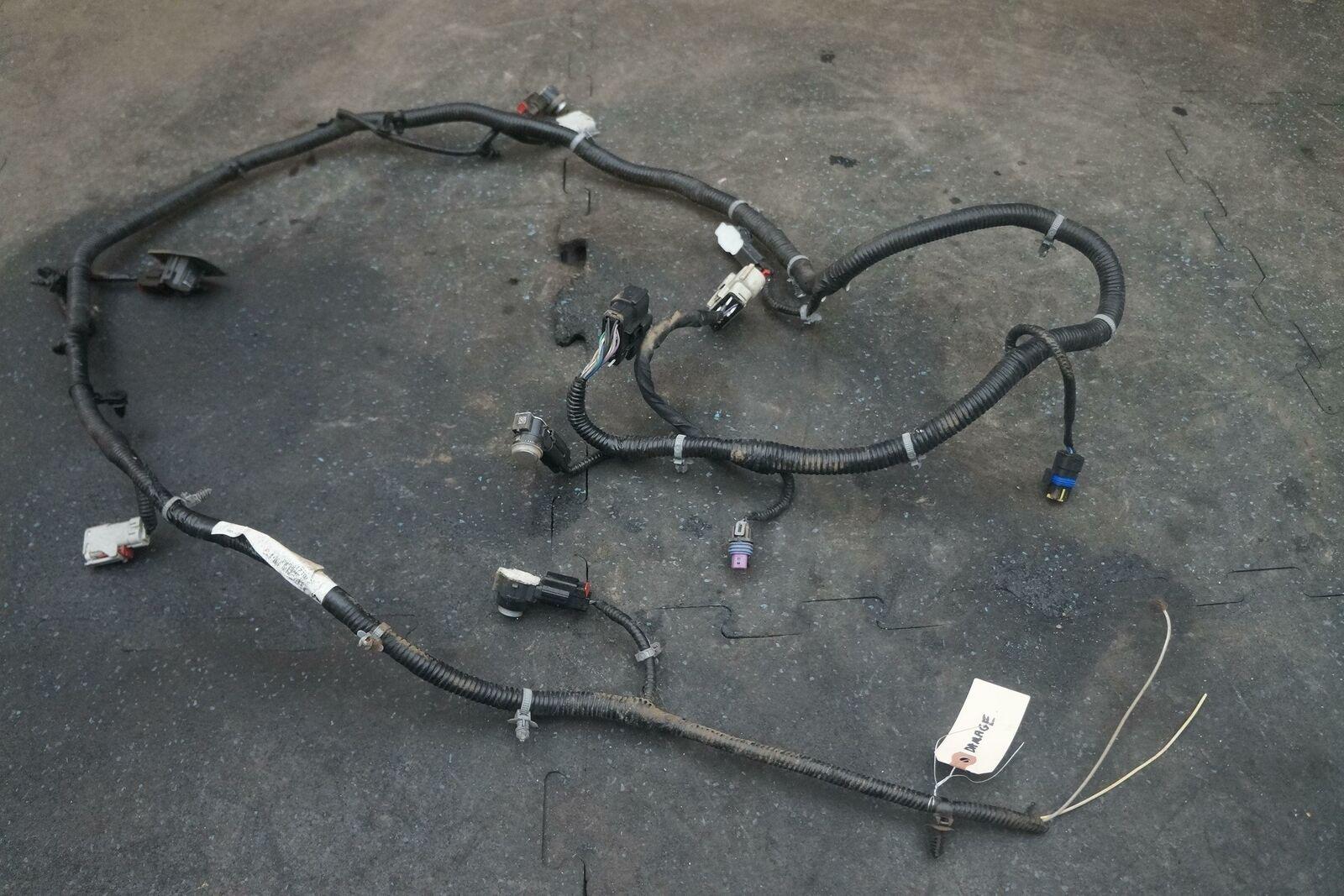 cadillac wiring parts front bumper park sensor wire wiring harness 52019545 cadillac cts  front bumper park sensor wire wiring