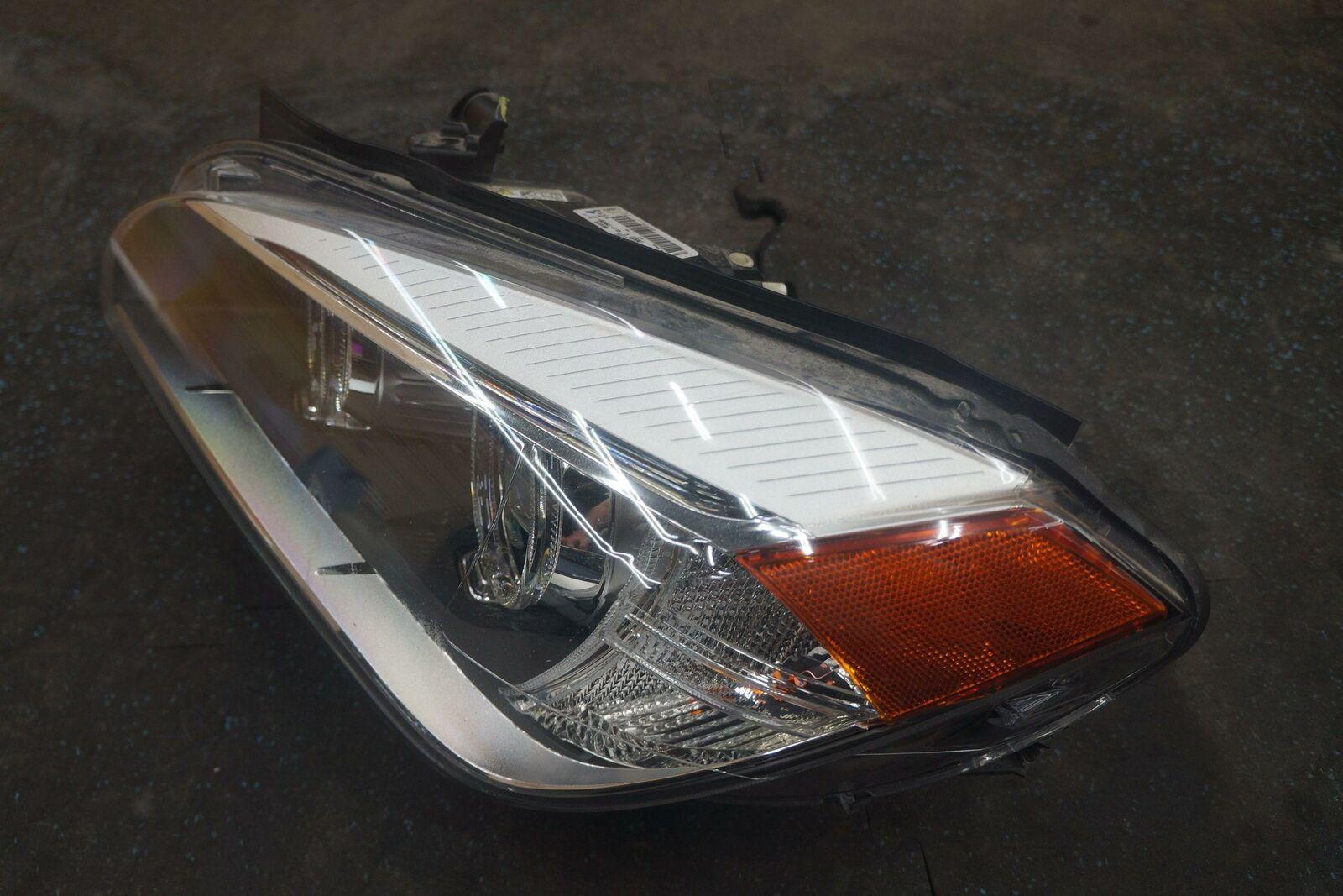 Left Xenon Adaptive Headlight Headlamp 63117290271 OEM BMW X1 E84 2013-15  *Note