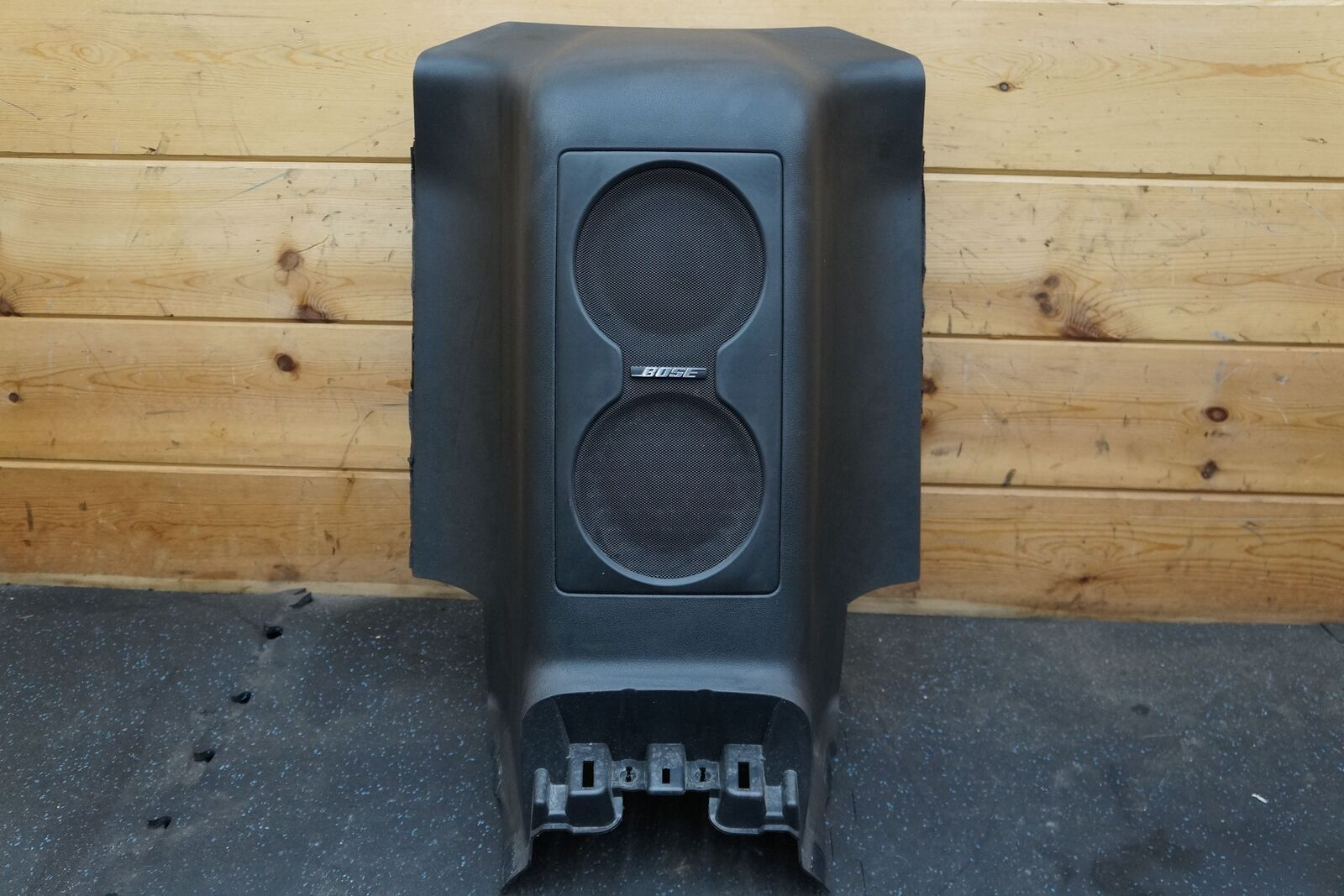 Rear Center Bulkhead Speaker Box Trim Box 79922JF24A OEM Nissan GTR 2009-18