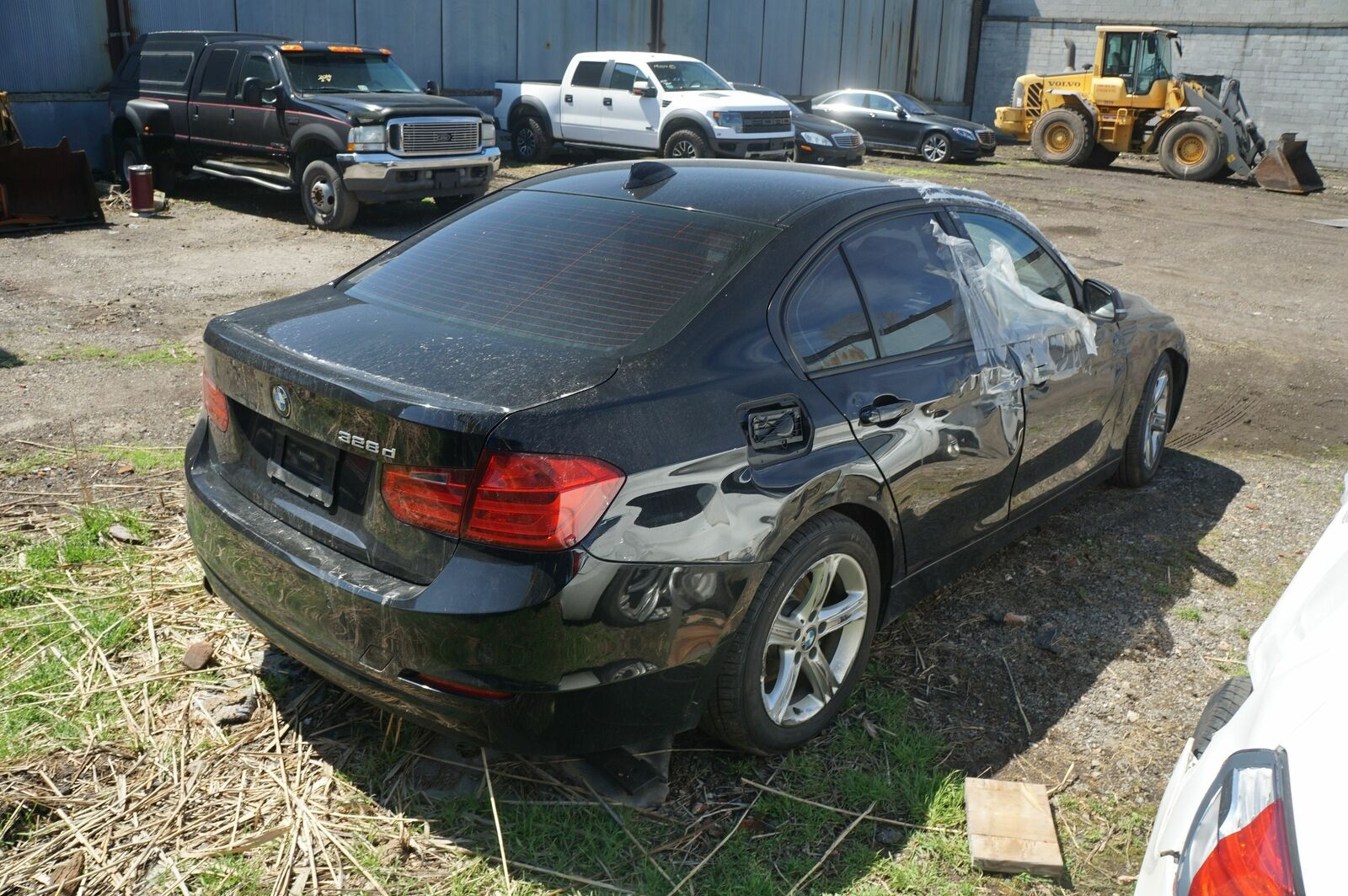 Set 2 Rear CV Axle Shaft RWD 33207597681 33207597682 BMW 328d Diesel F30  2014-17