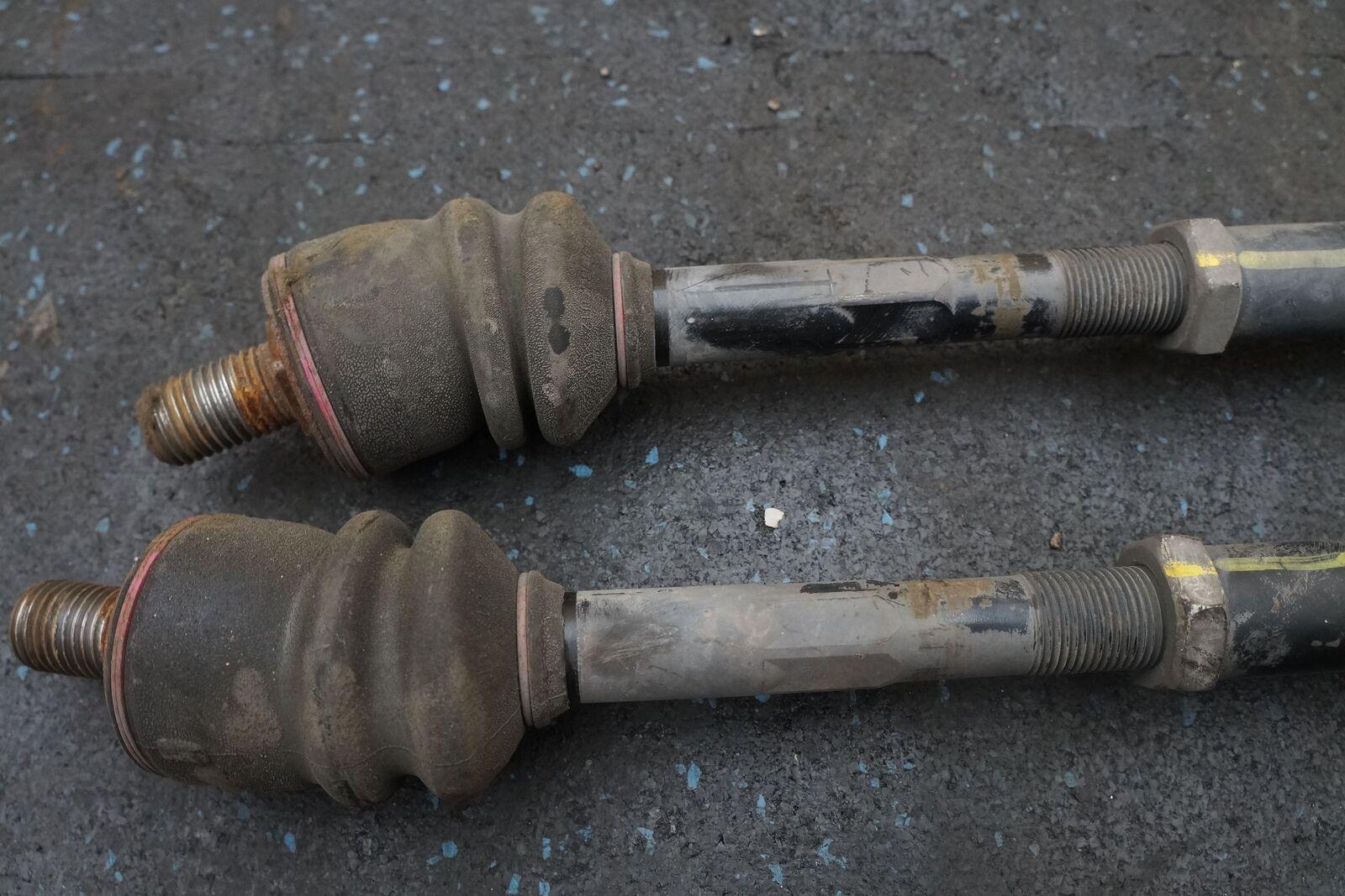 Set Rear Tie Rod Toe Link Lr019117 Land Rover Lr4 Lr3 Range Sport Track