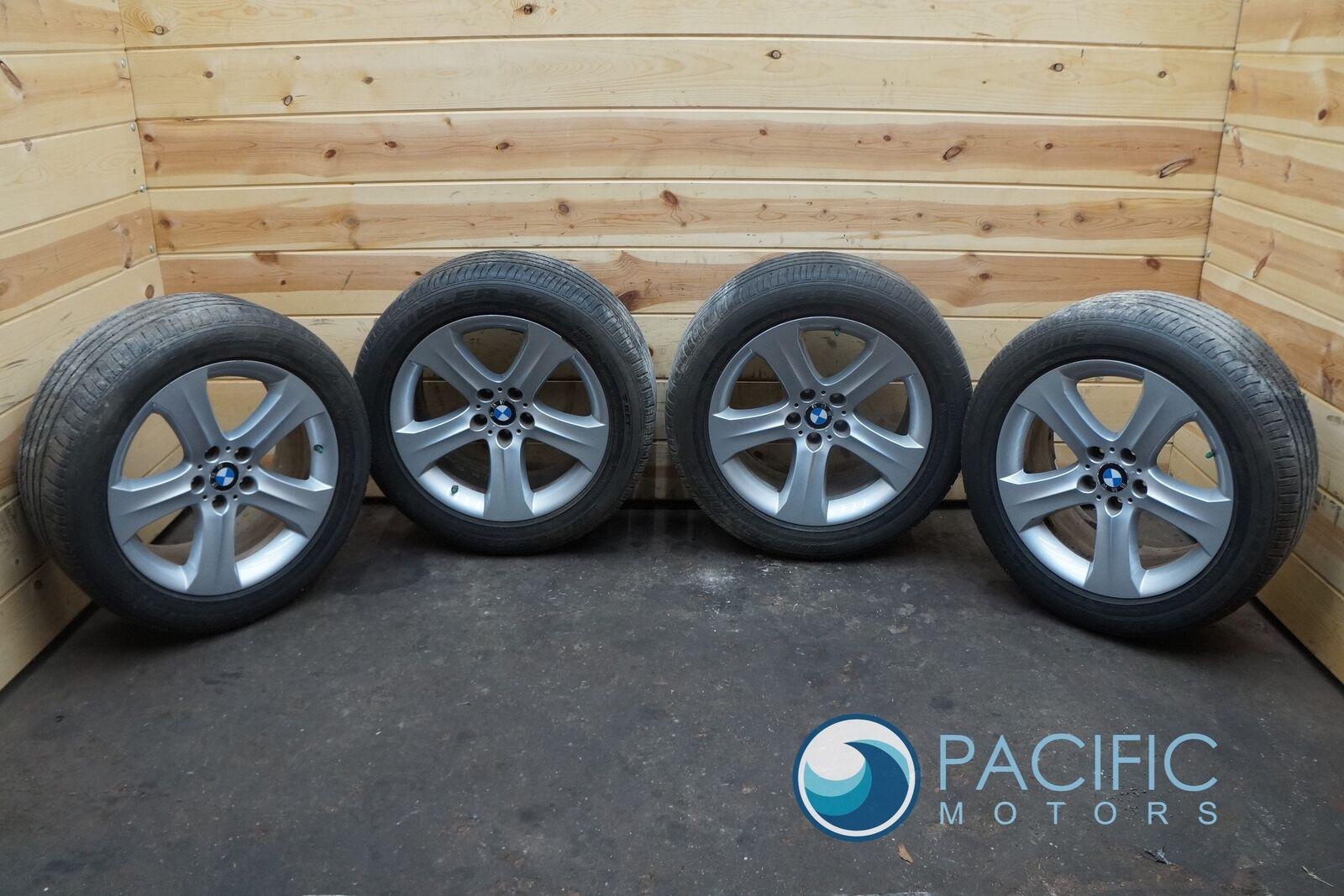 Set Of 4 Alloy Wheel Rim Tire 199 Et48 5120 Style 258 Oem Bmw X6