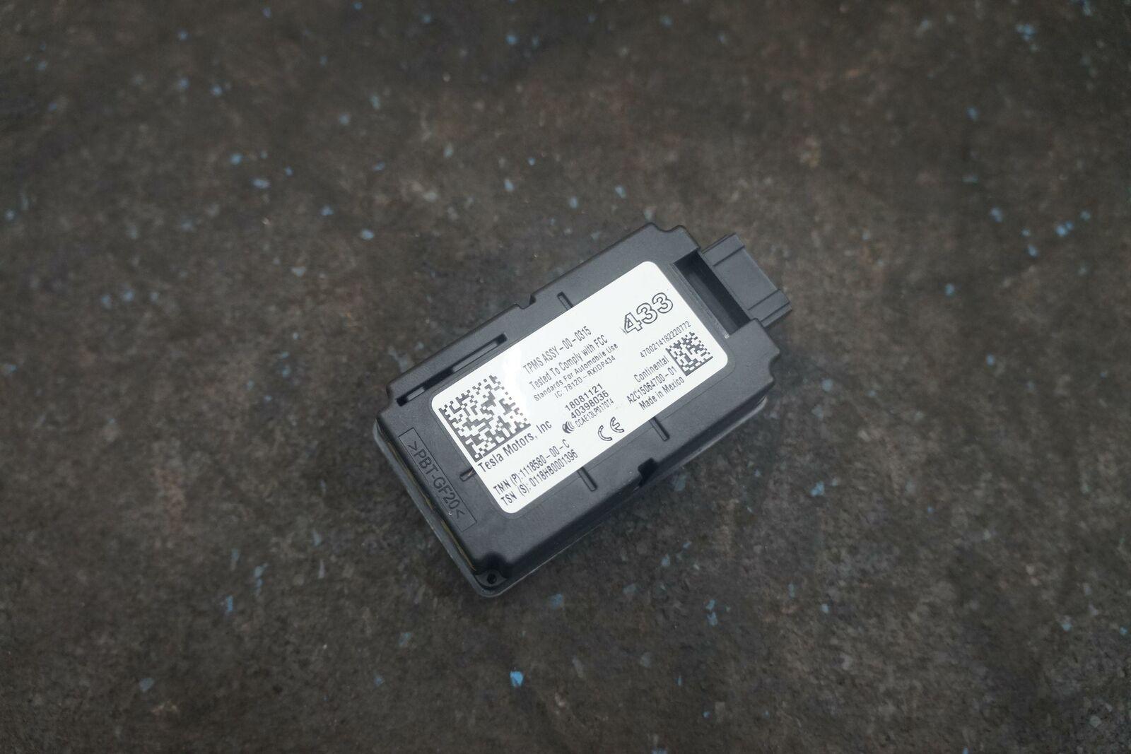 Tire Pressure Monitor TPMS Control ECU 1118580-00-C OEM ...