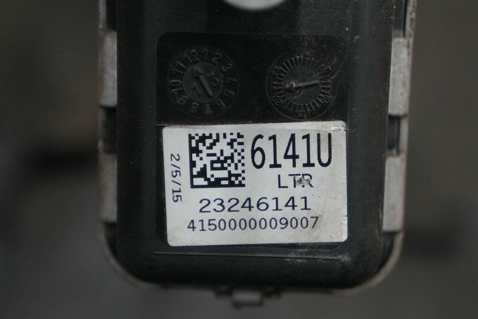 Turbo Intercooler Radiator Charge Cooler 23246141 Chevrolet Corvette C7  2015-16