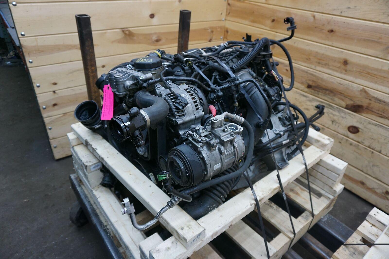 3 0l i6 turbo n55 engine dropout rwd bmw 335i 14 15 335igt 435i 14 16 34k miles pacific motors. Black Bedroom Furniture Sets. Home Design Ideas