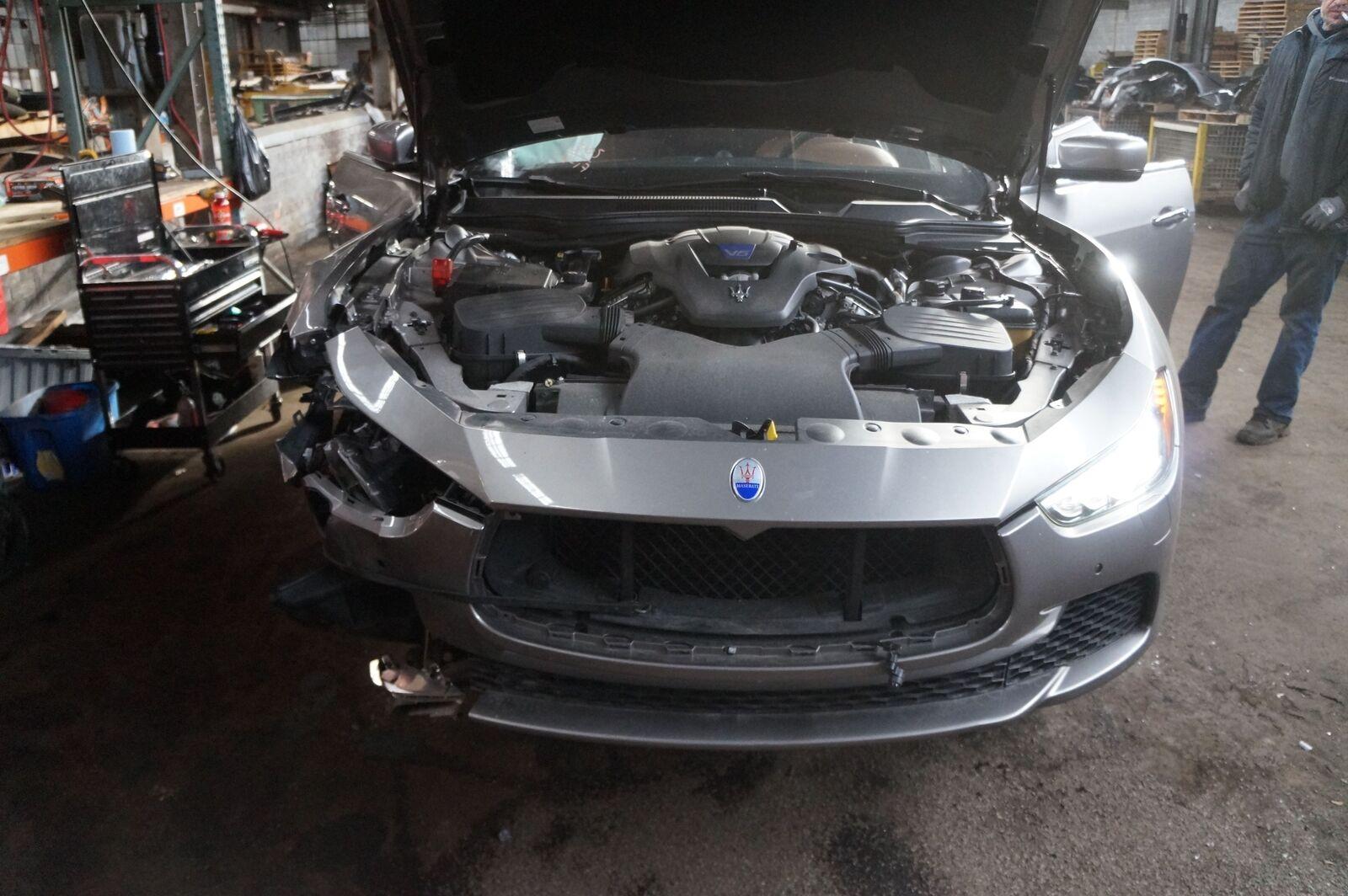 30l V6 Engine Wiring Harness 311643 670007401 Oem Maserati Ghibli Show