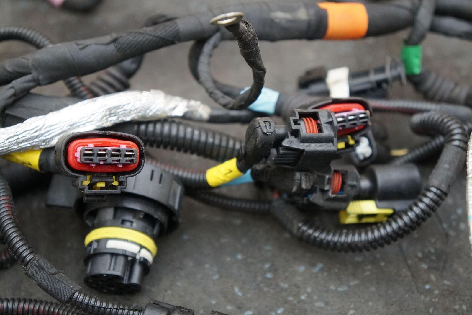 on 4 3 v6 wiring harness