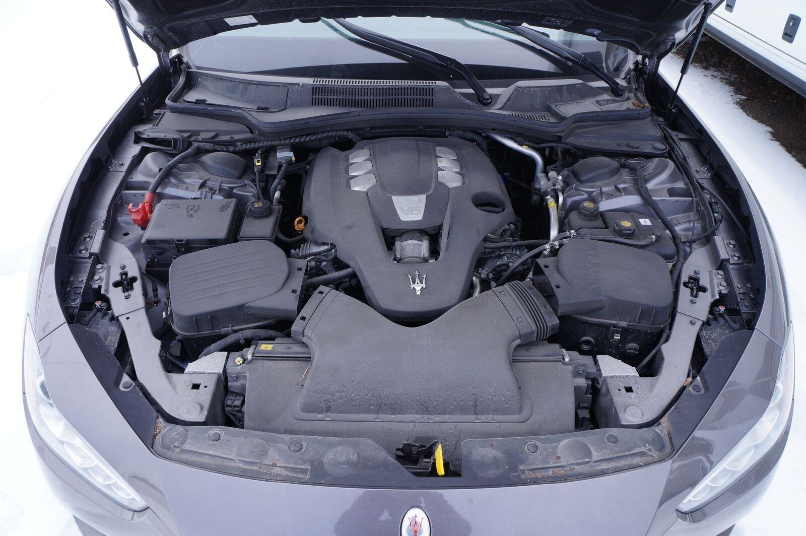30l V6 Engine Wiring Wire Harness 299594 Oem Maserati Ghibli M157