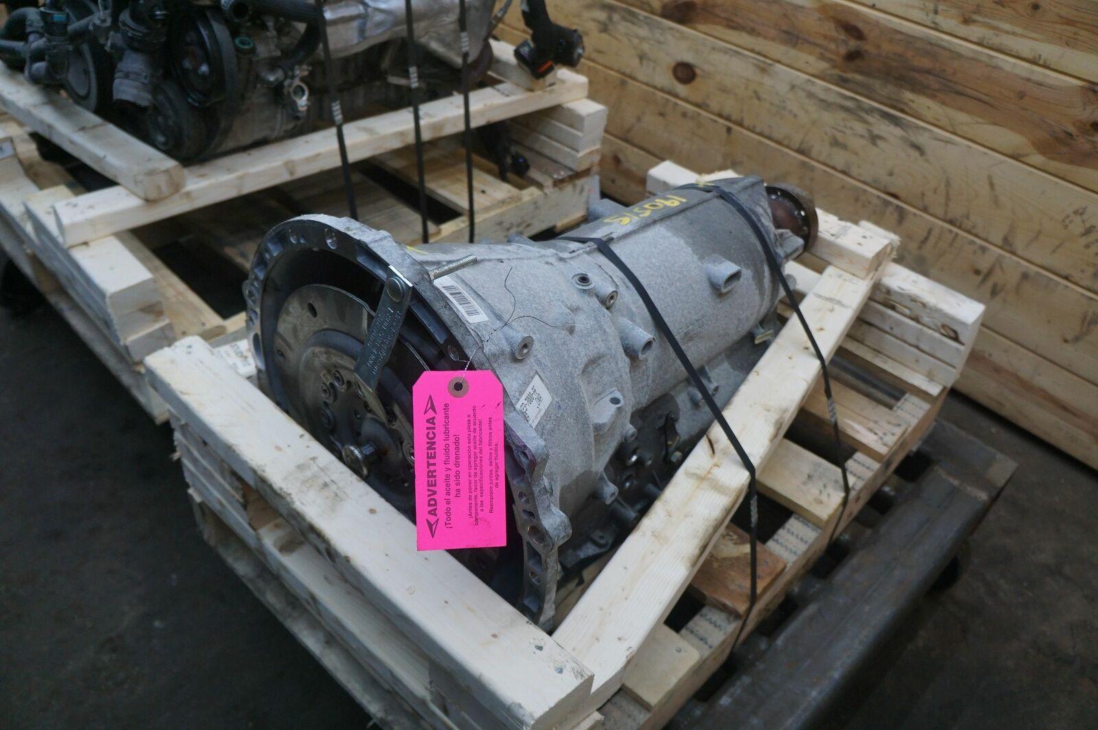8-Speed Automatic Transmission (ZF8HP70) Jaguar F-Type 14-15 XJ 13-15 XF  13-14