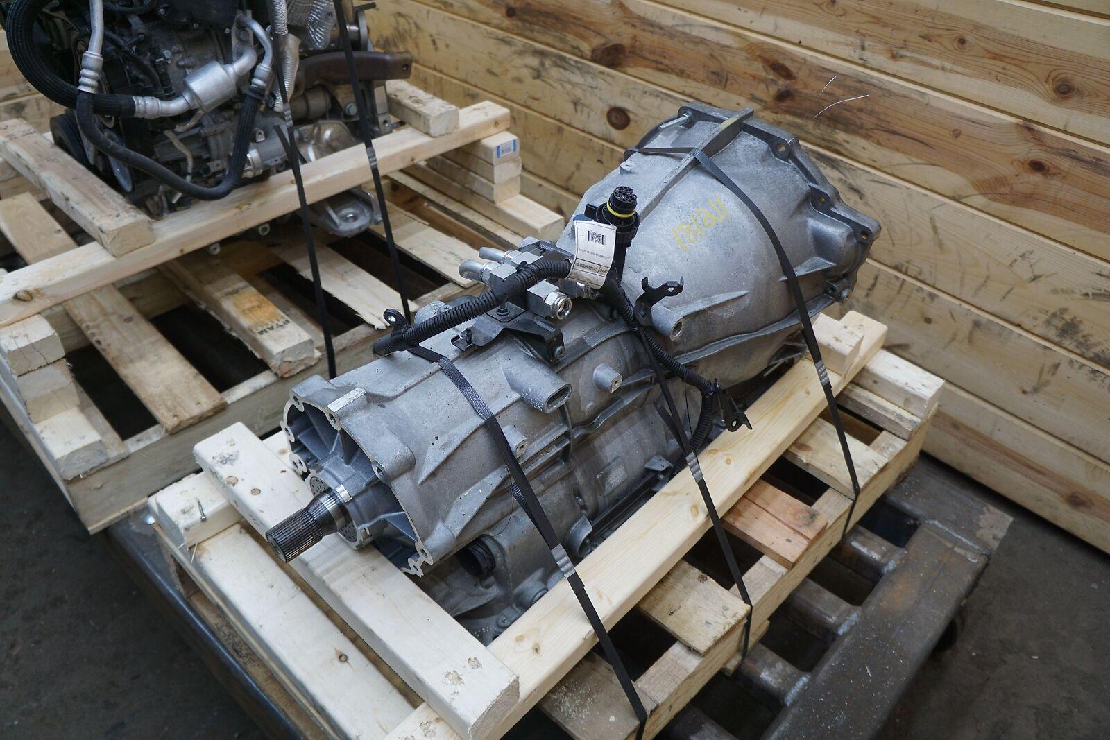 8 Speed ZF8HP Automatic Transmission OEM Alfa Romeo Stelvio 16-18 * 15K  Miles *