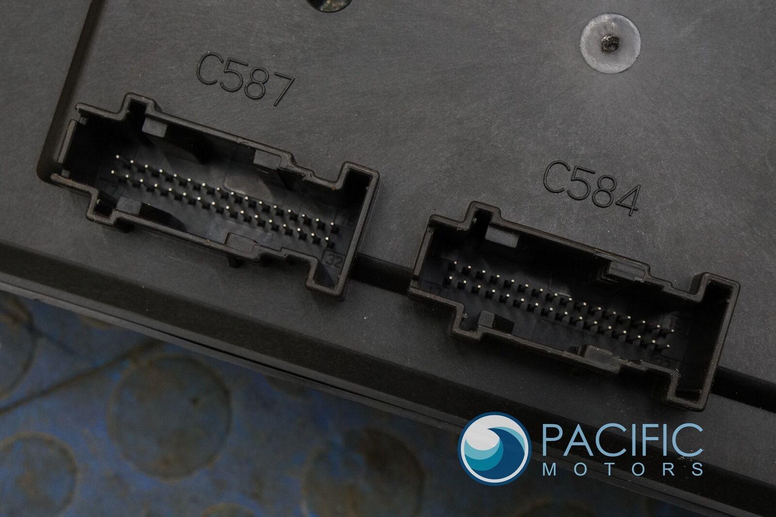 Body Control Module Ecu Rear Seat Fuse Box C2d32172 Jaguar