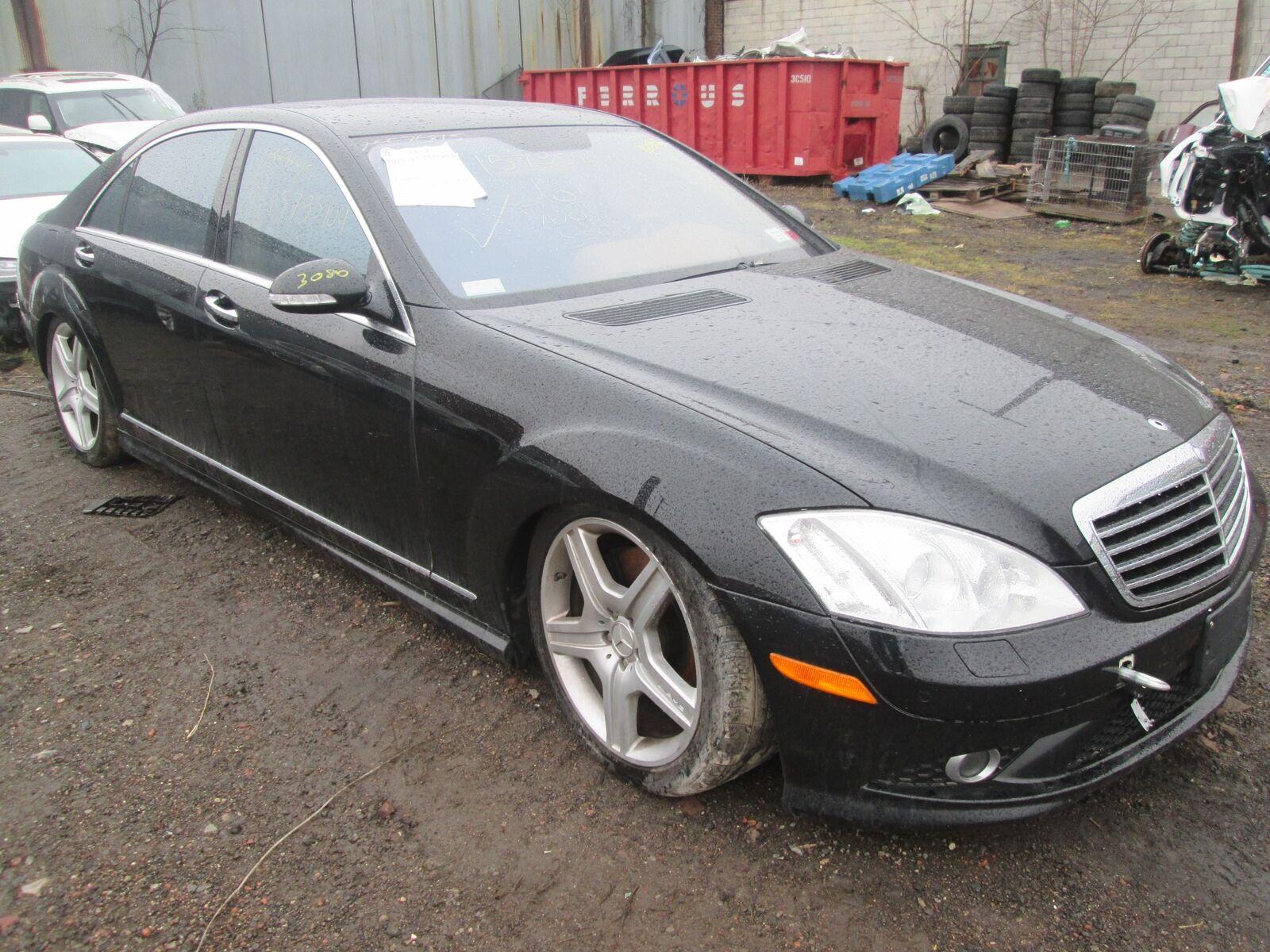 Oil Pan Stay Mount Bracket 5 5L V8 M273 2720140195 OEM Mercedes S550 W221  2008