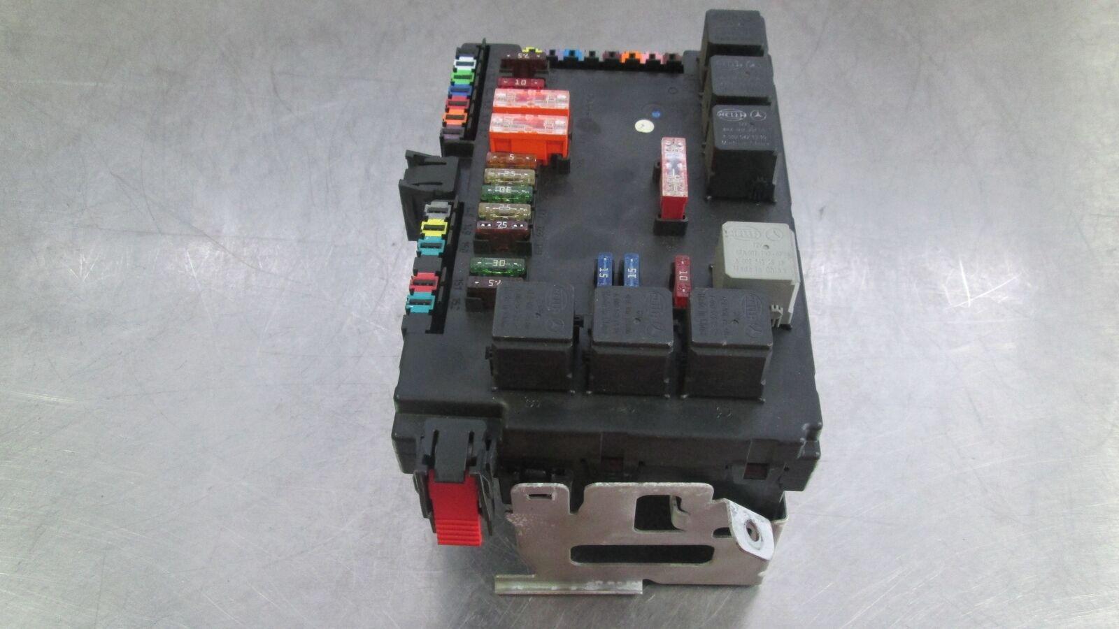 Rear Trunk Fuse Box Block 2215406450 Mercedes S550 W221 2009 273245574563 3 2009 s550 fuse box wiring diagrams