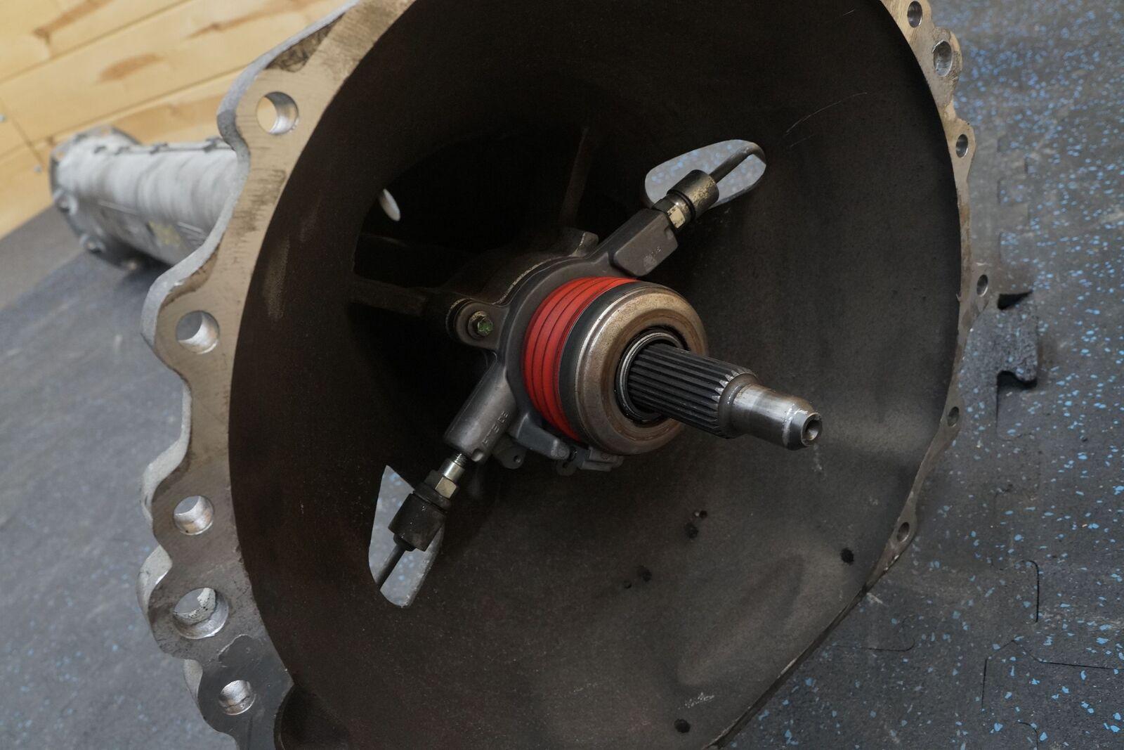 Torque Tube Drive Prop Shaft Manual 6g33