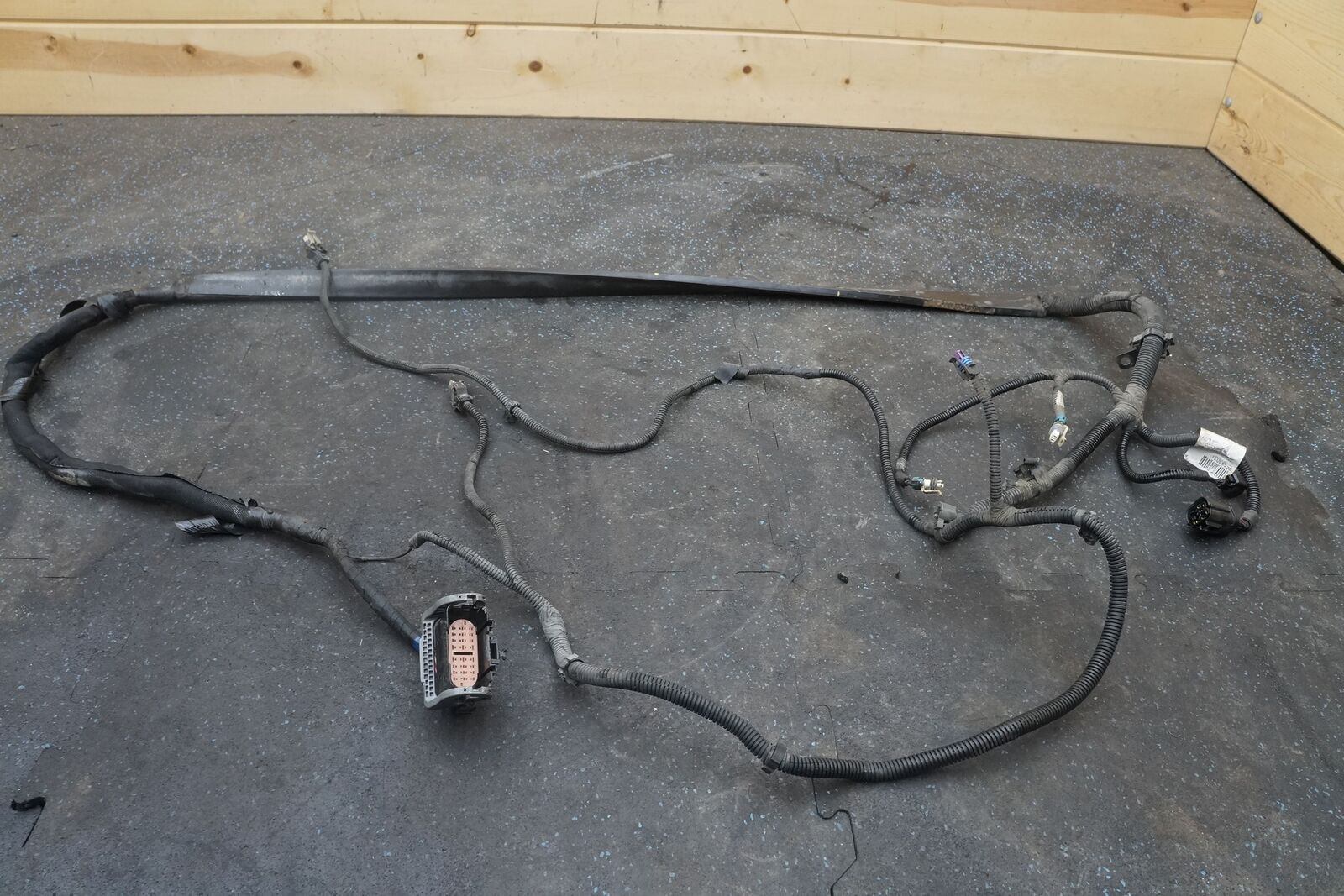 Wire Harness C6 Wiring Library Branched Transmission Chassis 25880031 Chevrolet Corvette 2006 08 Pacific Motors