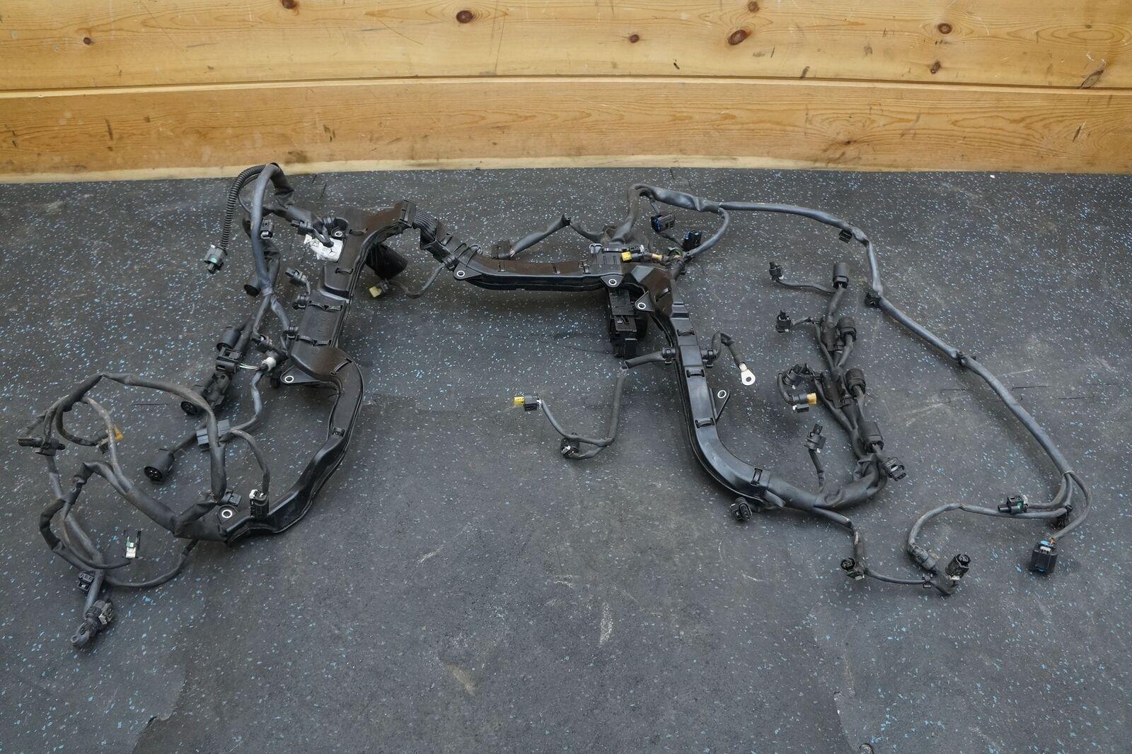 46l V8 M278 Engine Wiring Wire Harness 2781509720 Mercedes S550 W222 2014