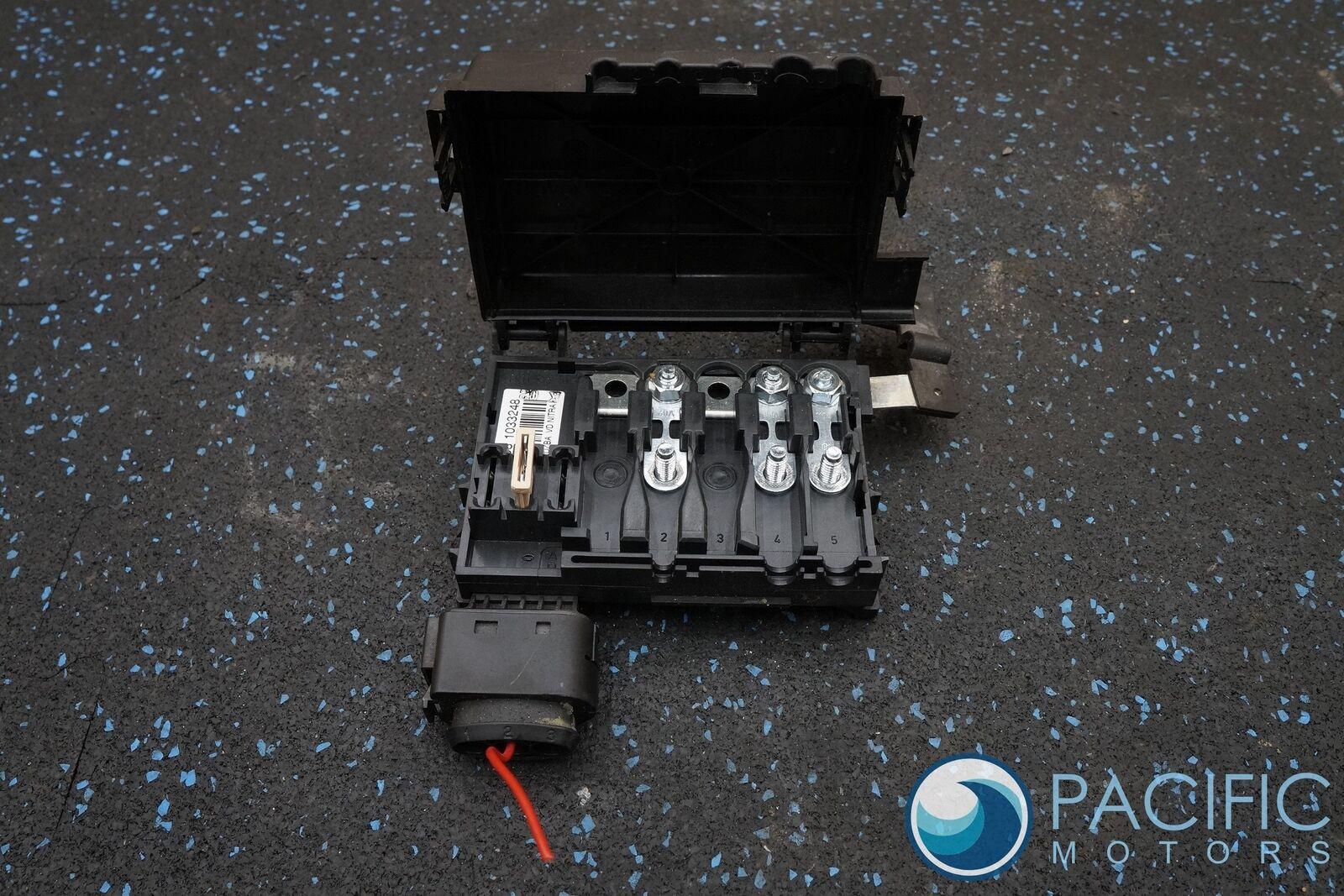 Battery Fuse Box 3W0937550A OEM Bentley Continental GT 2007 – Pacific Motors