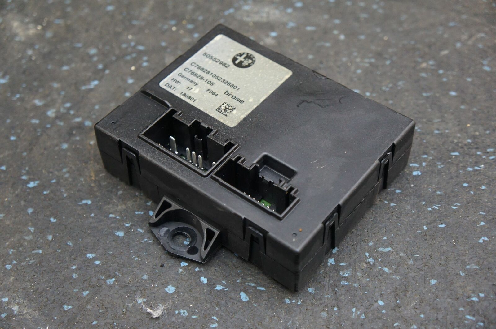 Body Control Module ECU ECM BCM 50552982 OEM Alfa Romeo Stelvio 2018-19