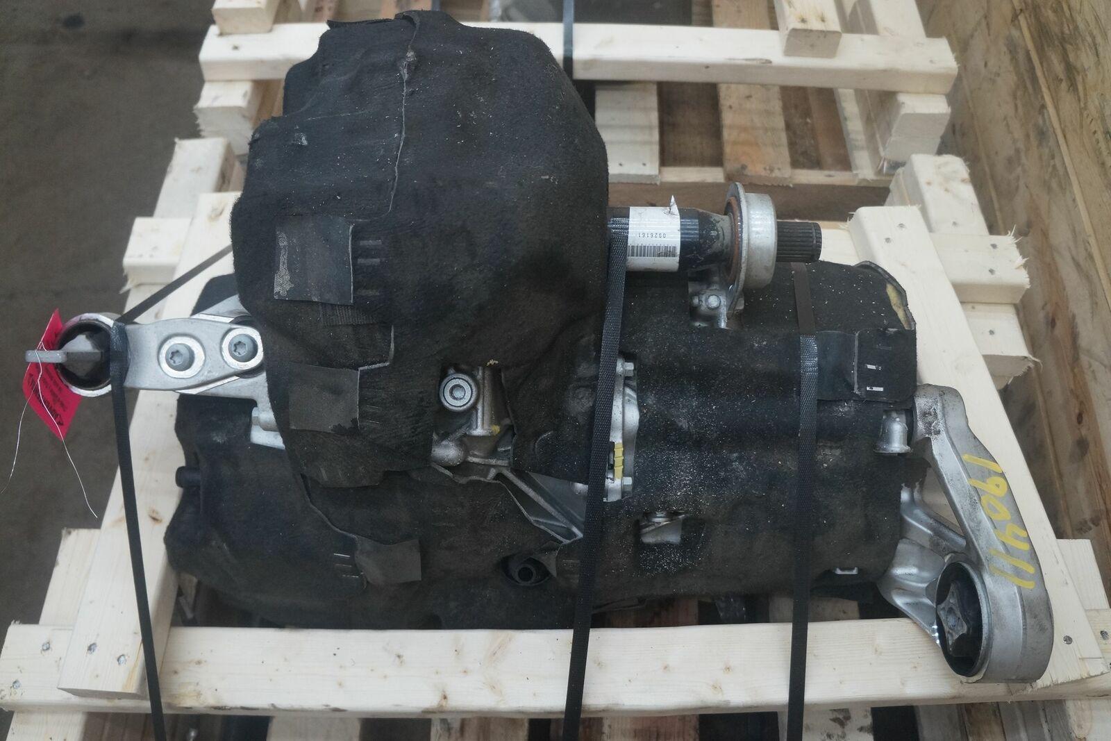 Front Axle Electric Drive Motor Generator Inverter Unit Tesla Model X 75D  2016