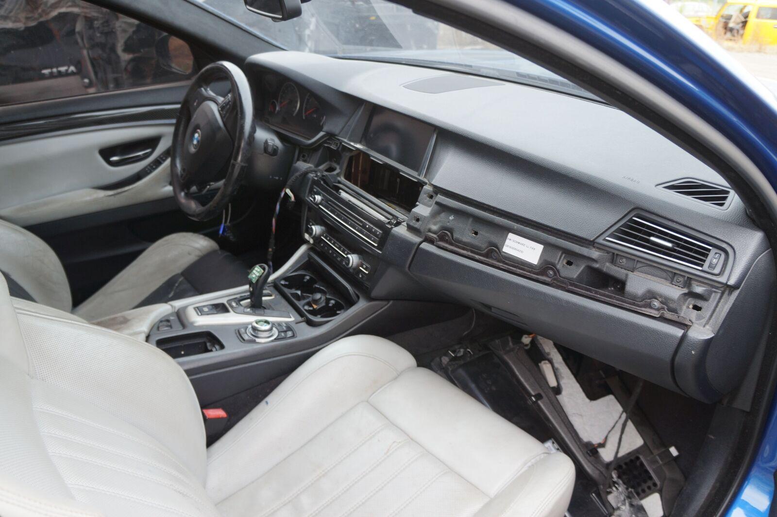 Front Heat AC Climate Radio CD Control Switch 61319328426 BMW M5 F10 2012-15
