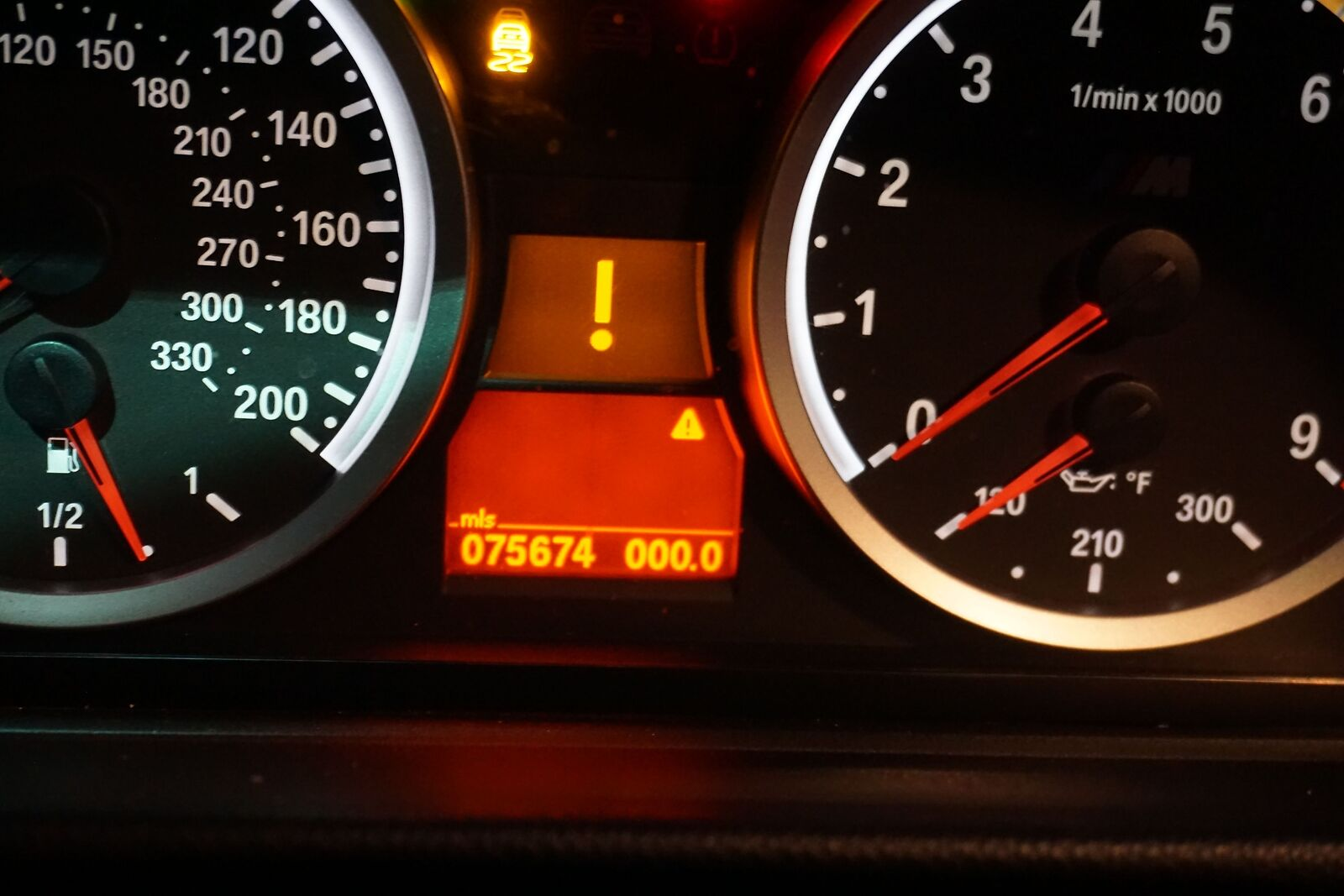 Front Left Xenon Adaptive Headlight 63117182517 OEM BMW M3 328 335 E90  2007-13