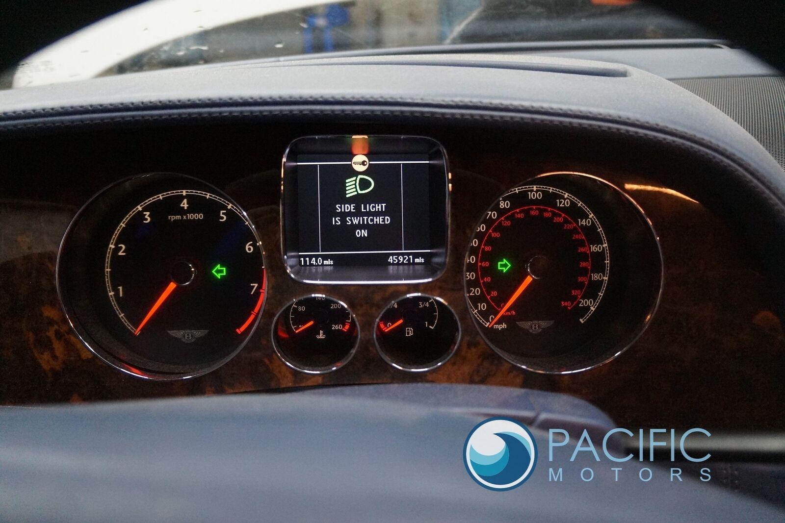 Interior Rearview Mirror Black 3w8857511 Bentley Continental Gt Gtc