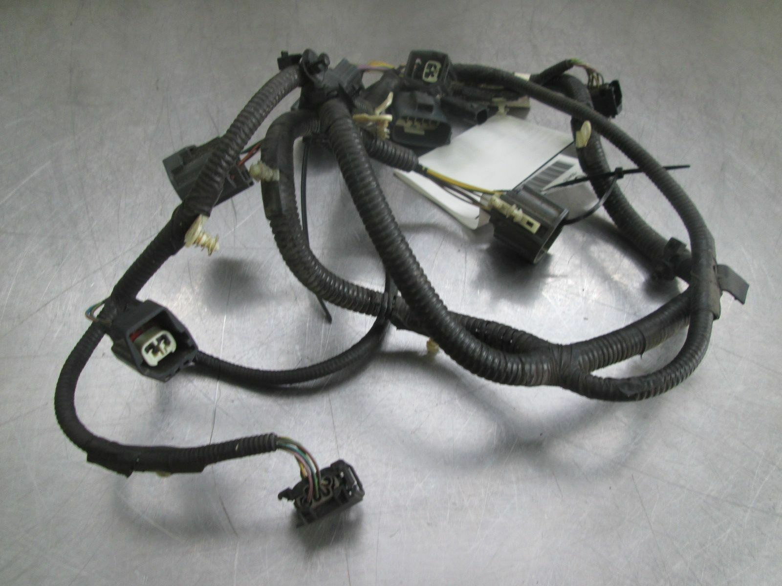 Rear Axle Differential Wire Wiring Harness AW93-9L468-BC OEM Jaguar Jaguar Wiring Harness on