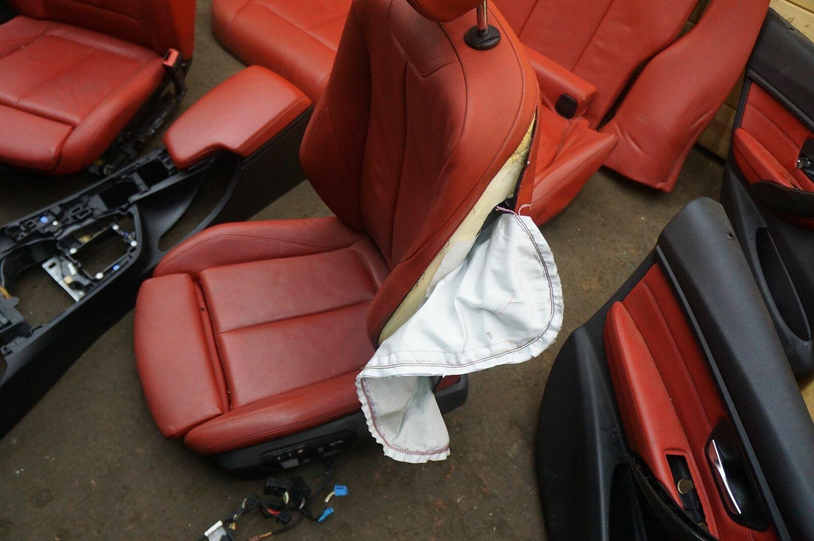 Set 12 Sport Seat Door Trim Panel Center Console Bmw F30 3 Series 2012 17 Note Pacific Motors