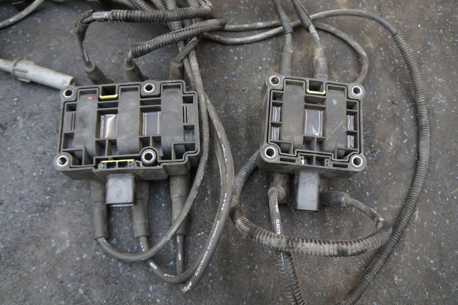 Set 4 Pack 6 Ignition Coil 56032521ac 56029098ab 83l Dodge Ram 2012