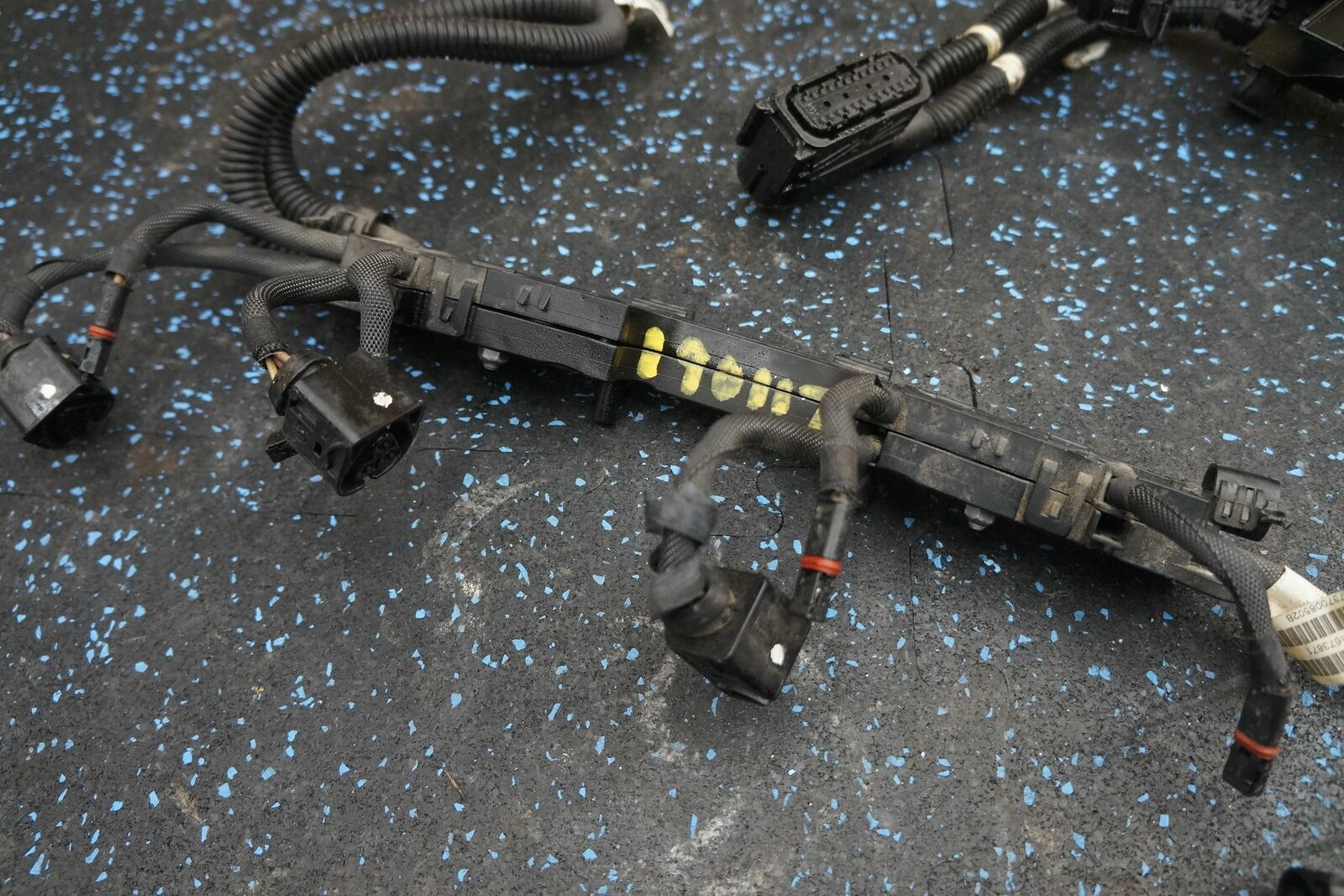 set engine ignition module wire harness 12517843326 bmw m5 m6 f10 f12 2012 17 Stepper Motor Wire Harness